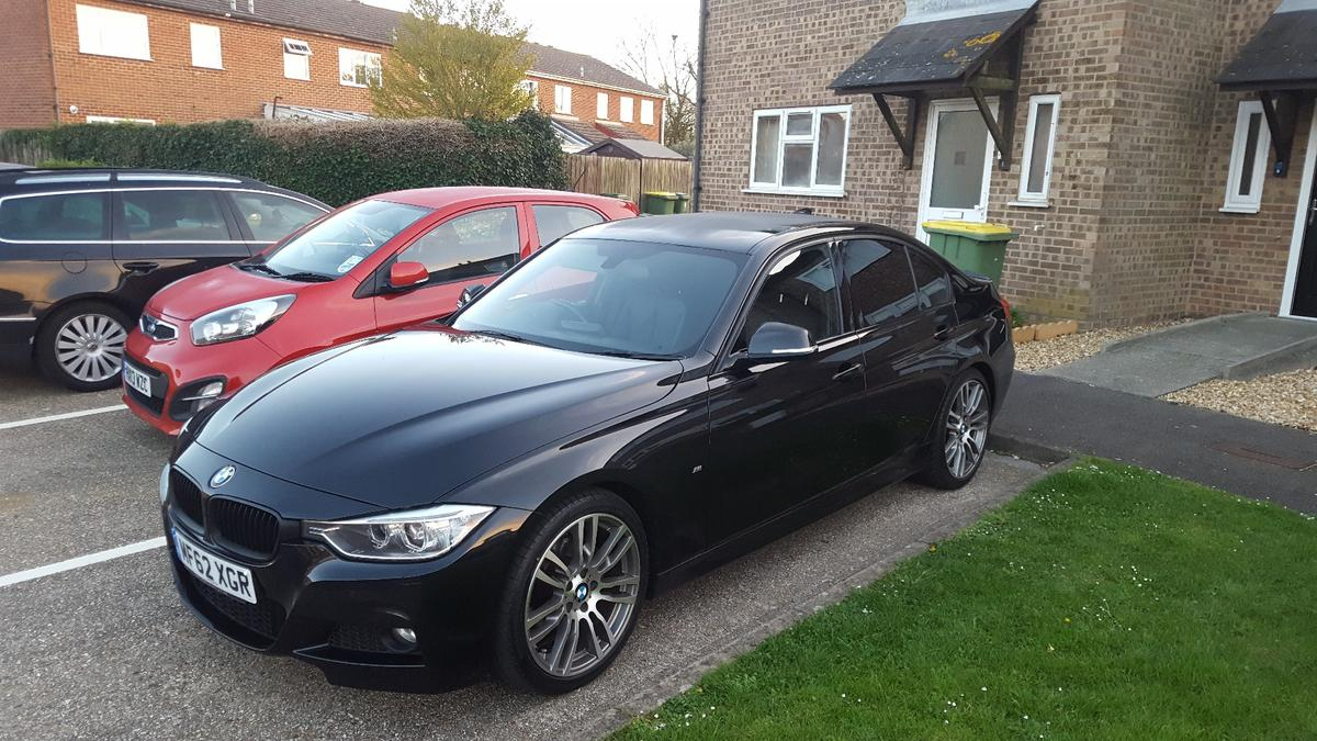 Bmw F30 320d M Sport Price Lowered In So30 Eastleigh For