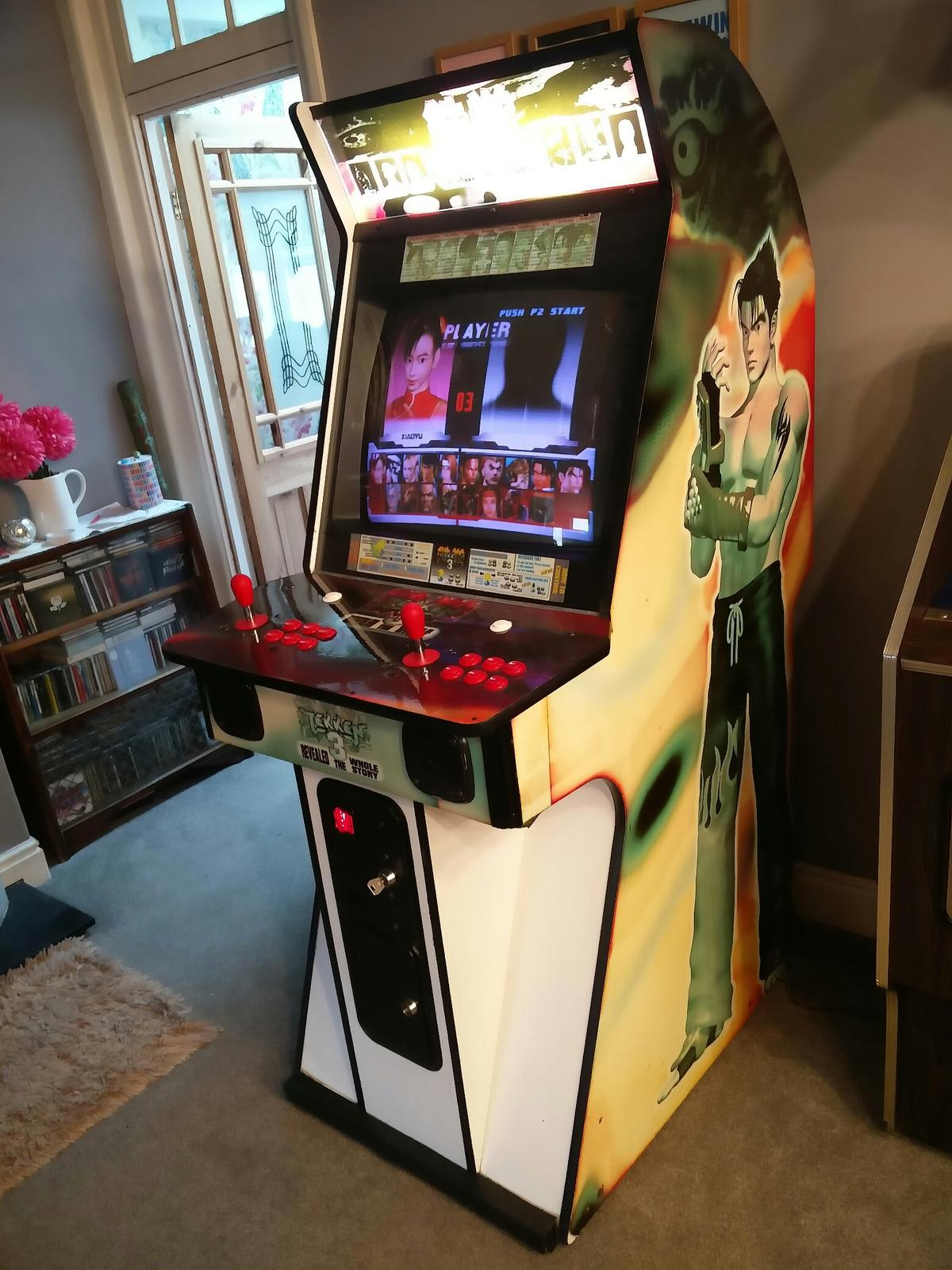 Tekken 3 Arcade Machine - retro gaming in PO4 Portsmouth for