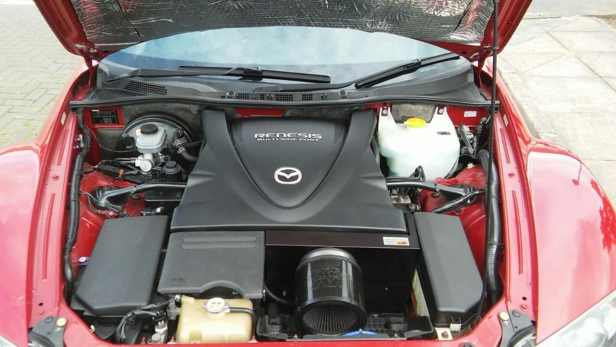 Mazda rx8 231bhp ( with lots of upgrades) in HA1 Harrow for