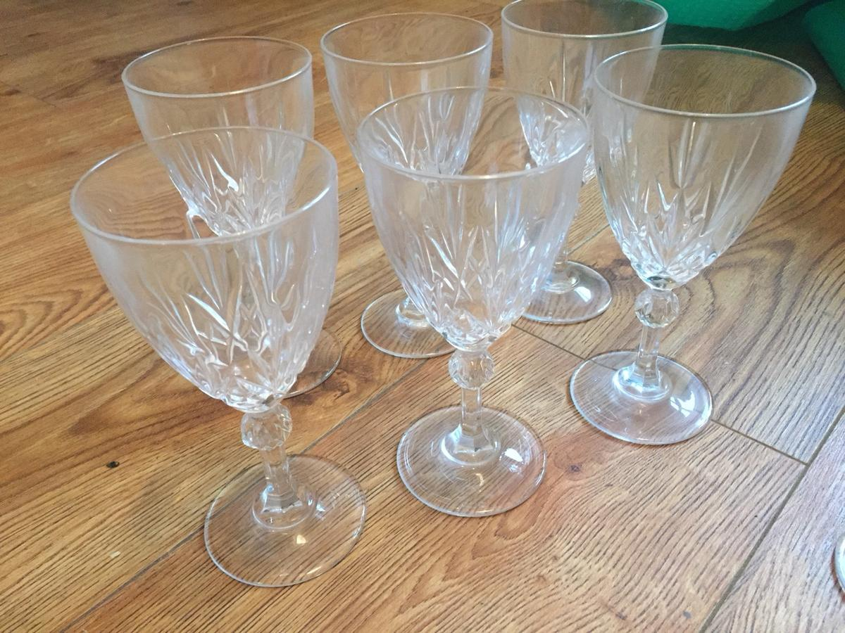 Joblot Crystal Glassware Some Cathedral In Tw16 London For 100 00 For Sale Shpock