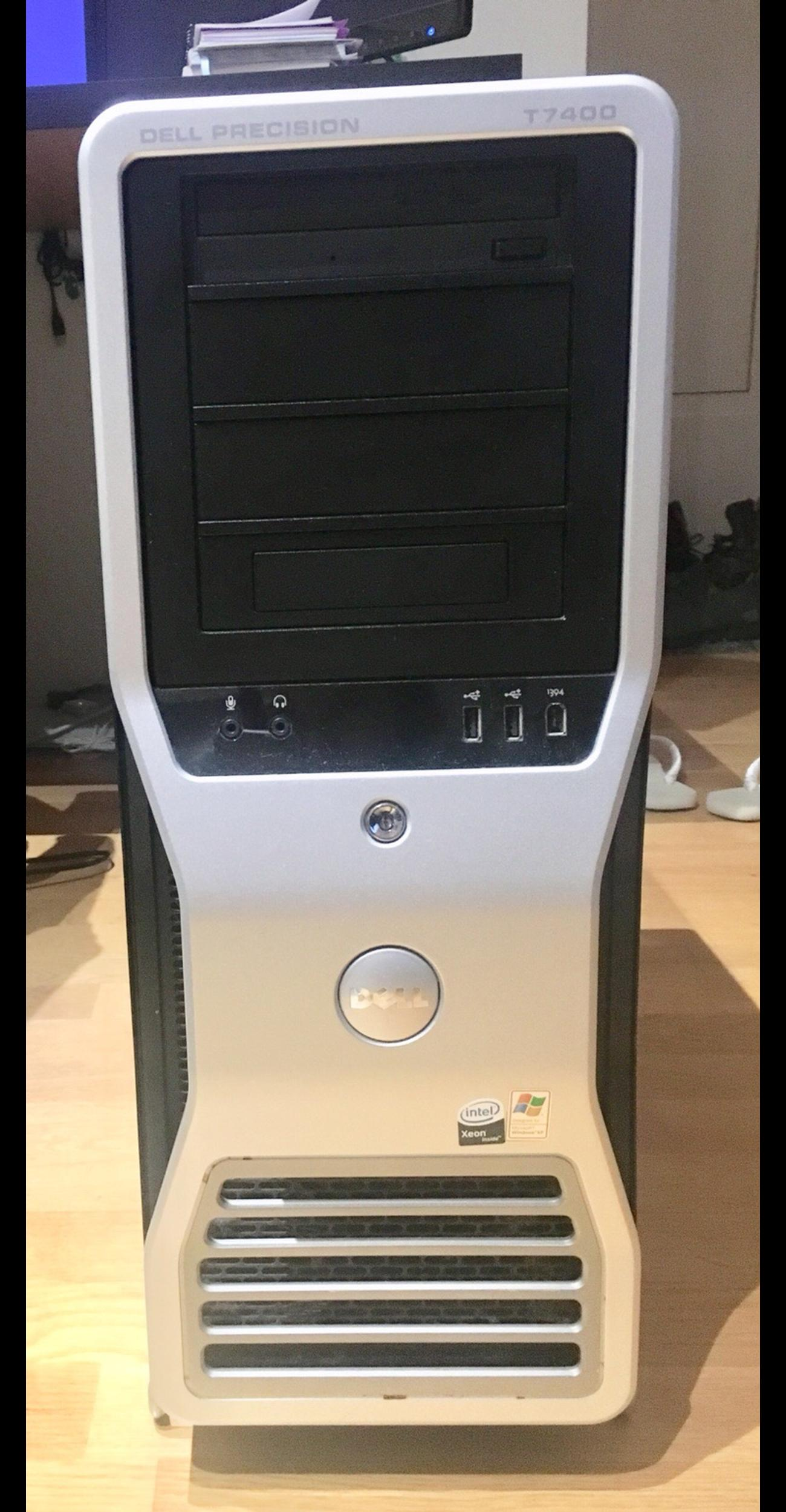 Old Dell Workstation in W14 Fulham for £20 00 for sale - Shpock