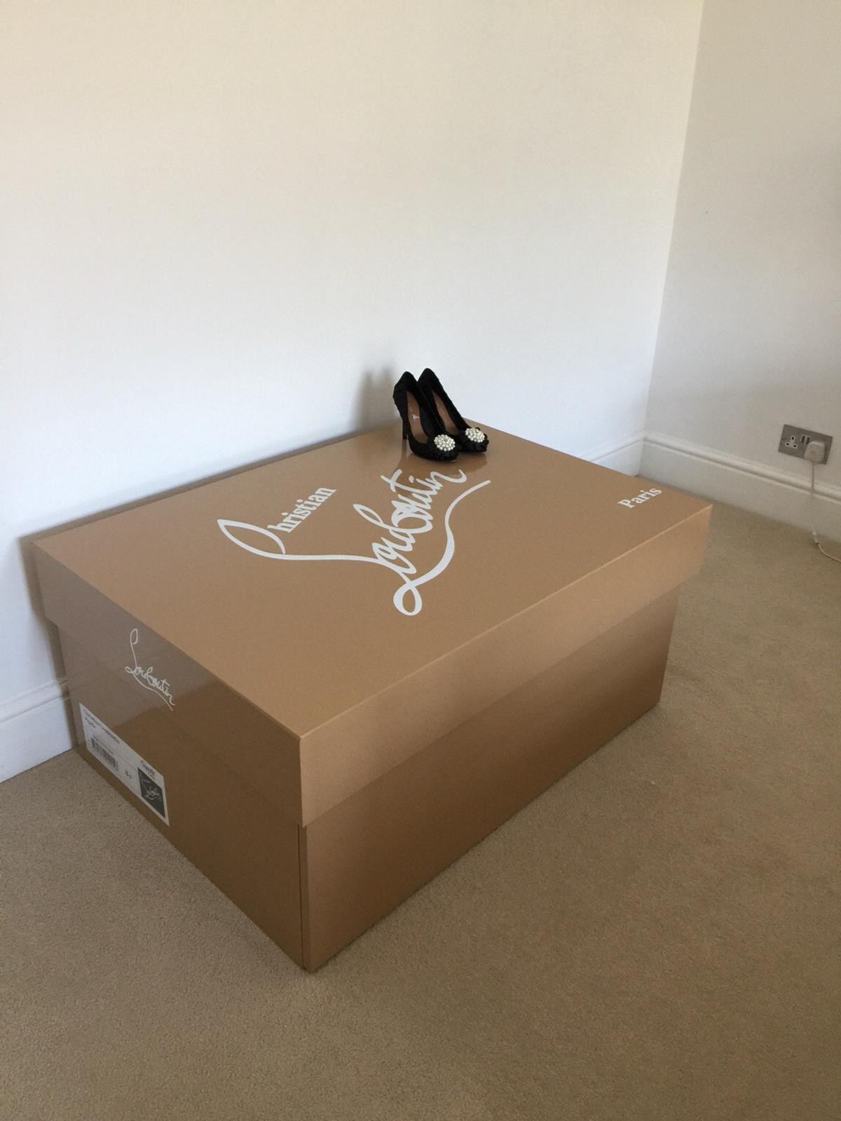 de0dbcc71ab XXL giant Custom made LOUBOUTIN shoe Box in BR7 Bromley for £250.00 ...