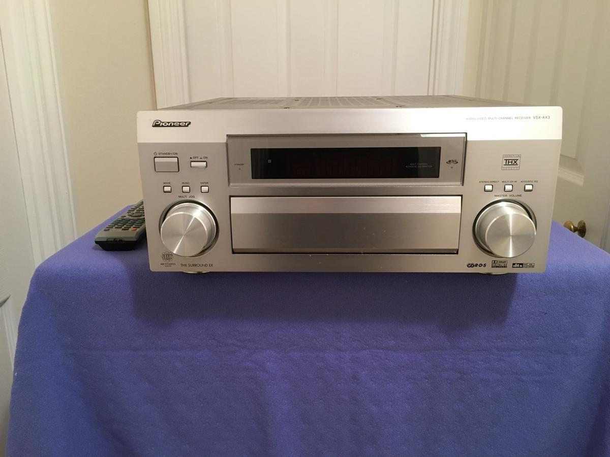 Pioneer VSX AX-3 A/V Receiver  in N12 Barnet for £70 00 for