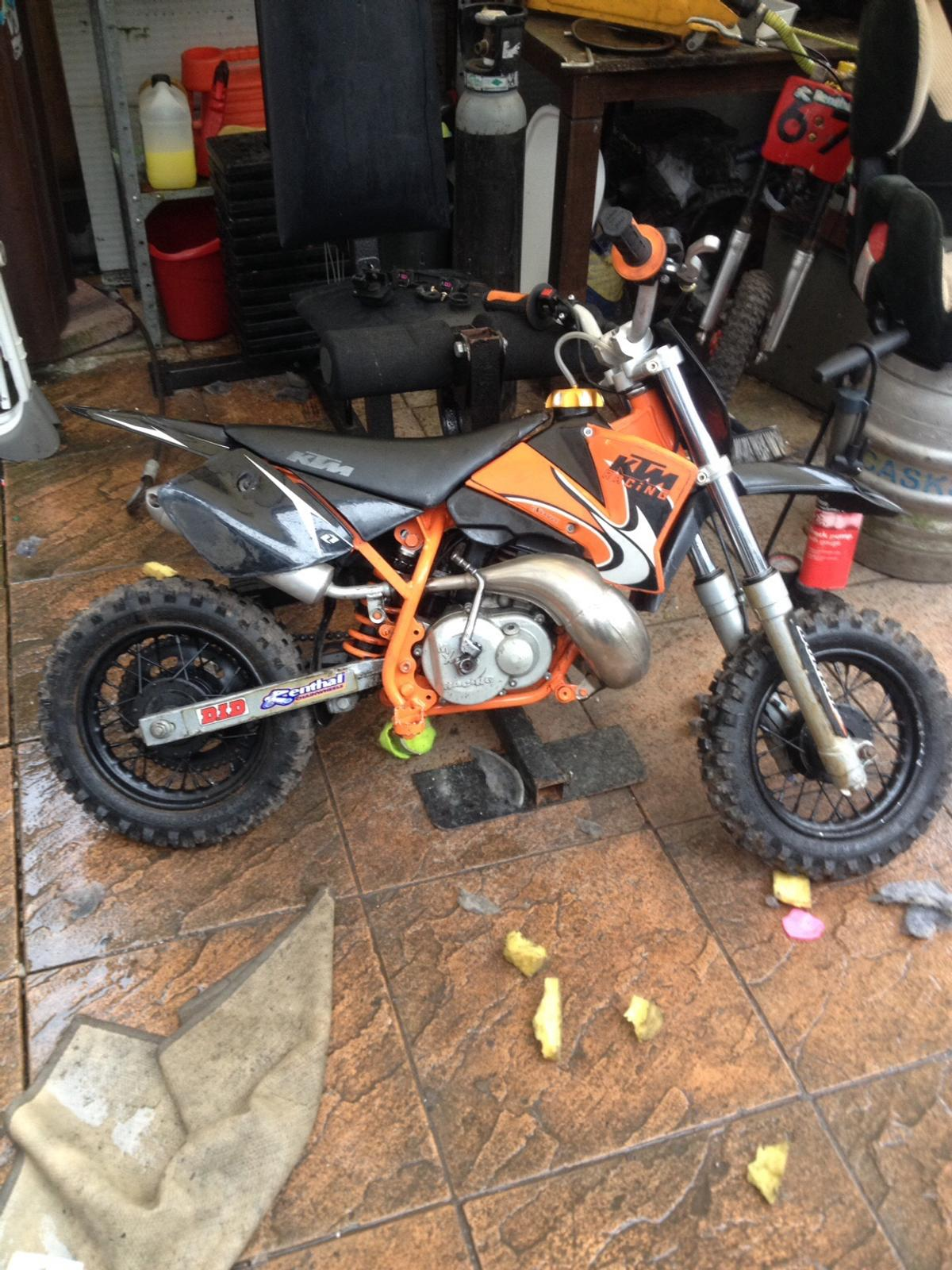 Magnificent Ktm 50 Sx Junior 2001 In Wigan For 600 00 For Sale Shpock Caraccident5 Cool Chair Designs And Ideas Caraccident5Info
