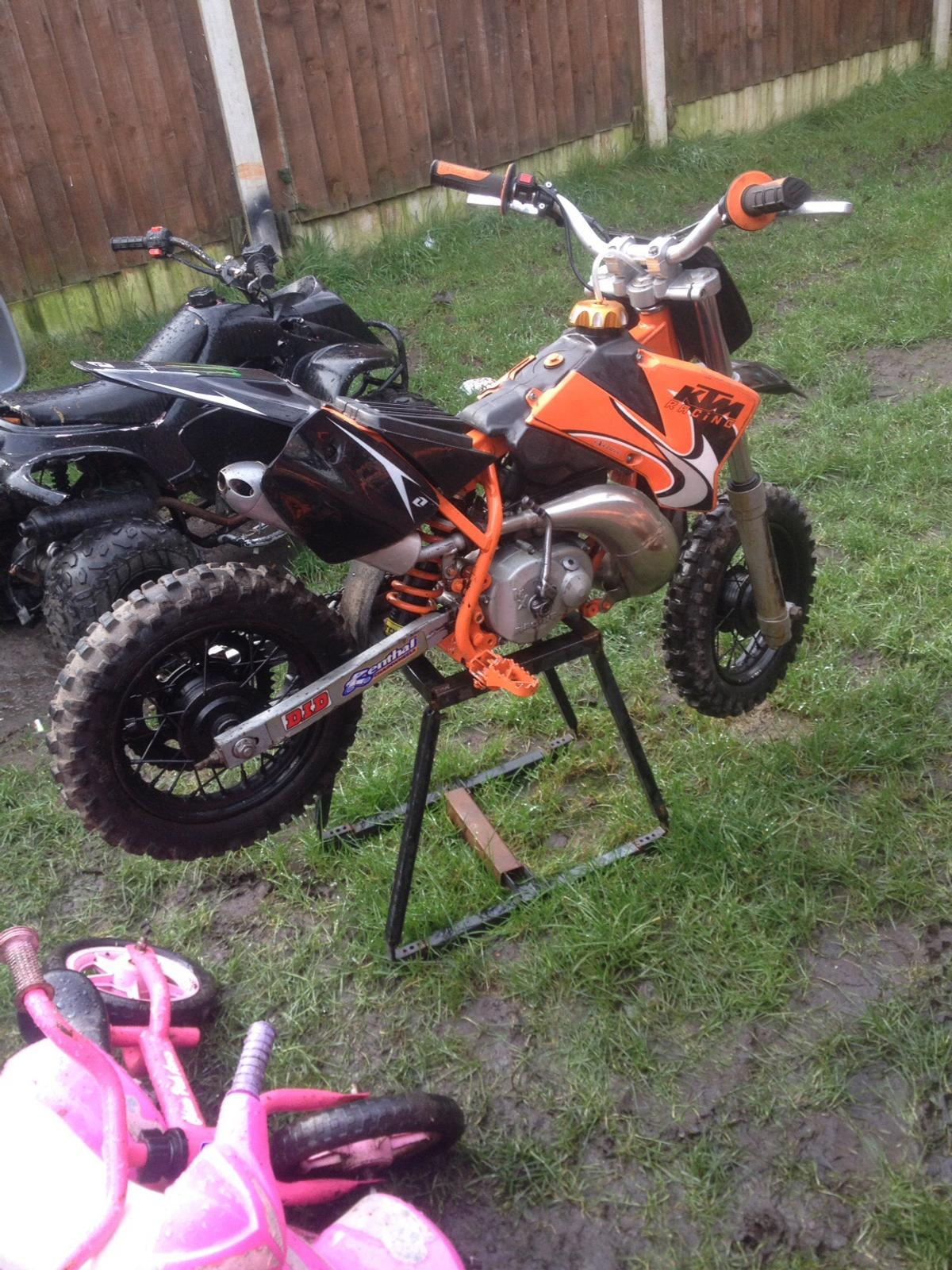 Ktm 50 sx junior 2001 in Wigan for £600 00 for sale - Shpock
