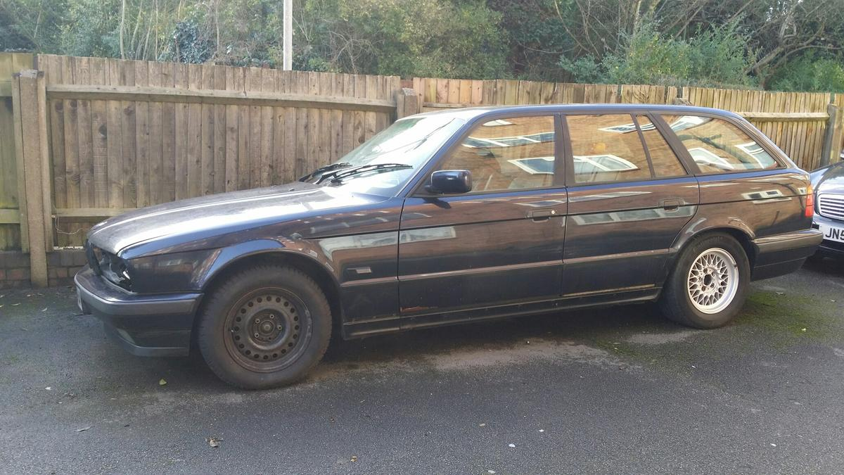 1994 Bmw E34 520i Touring Breaking Orient In B23 Birmingham For 0 99 For Sale Shpock