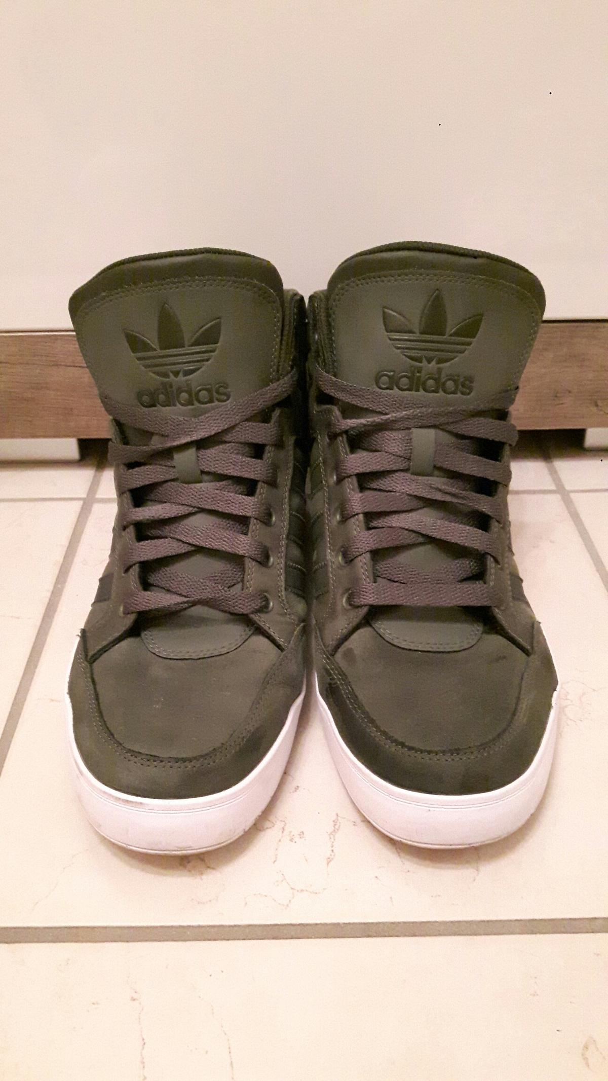 Adidas High Top Grün Gr.45 in 67346 Speyer for ?35.00 for
