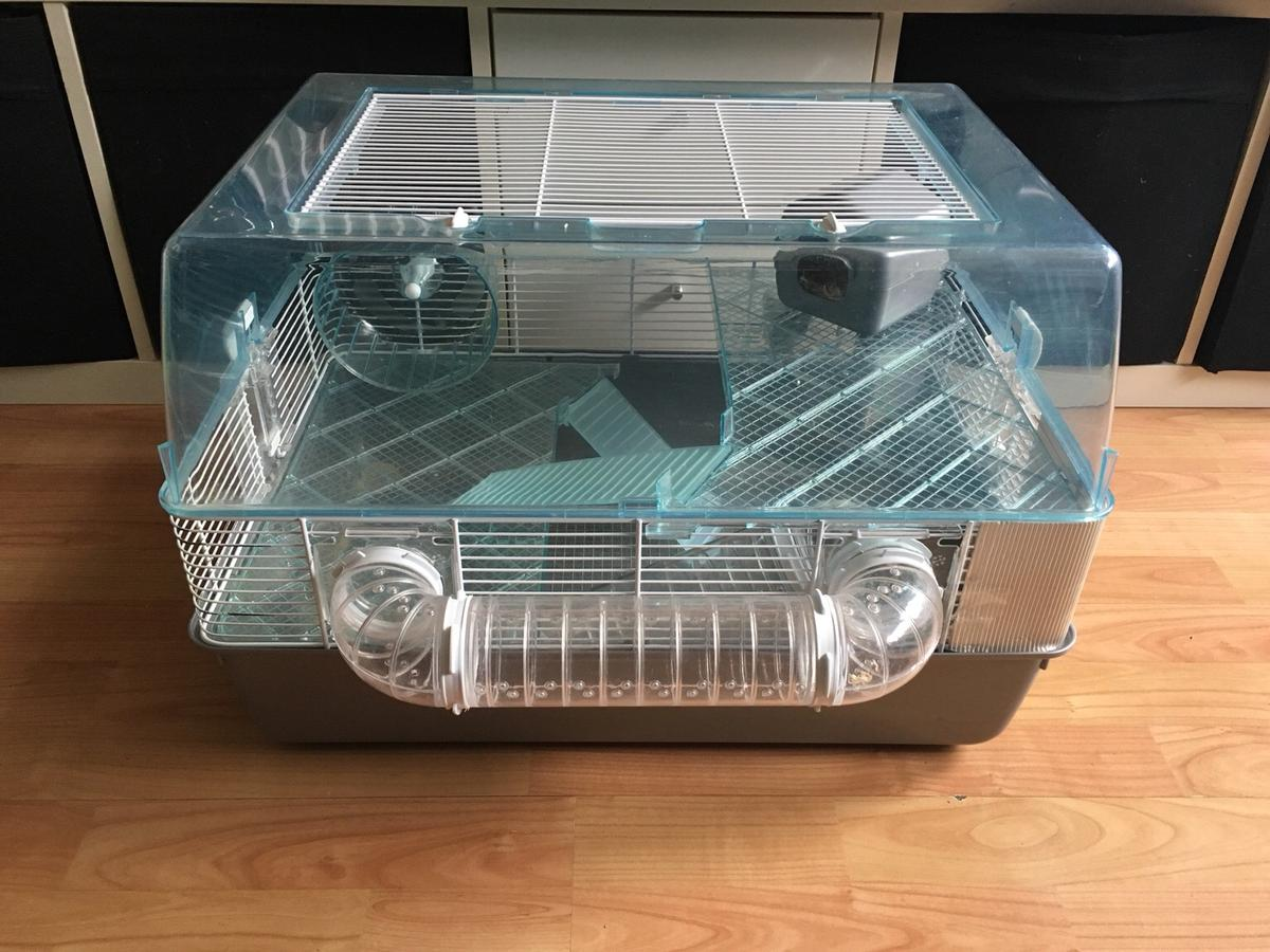 Large Pets At Home Hamster Cage With Ball In L13 Liverpool For 25 00 For Sale Shpock