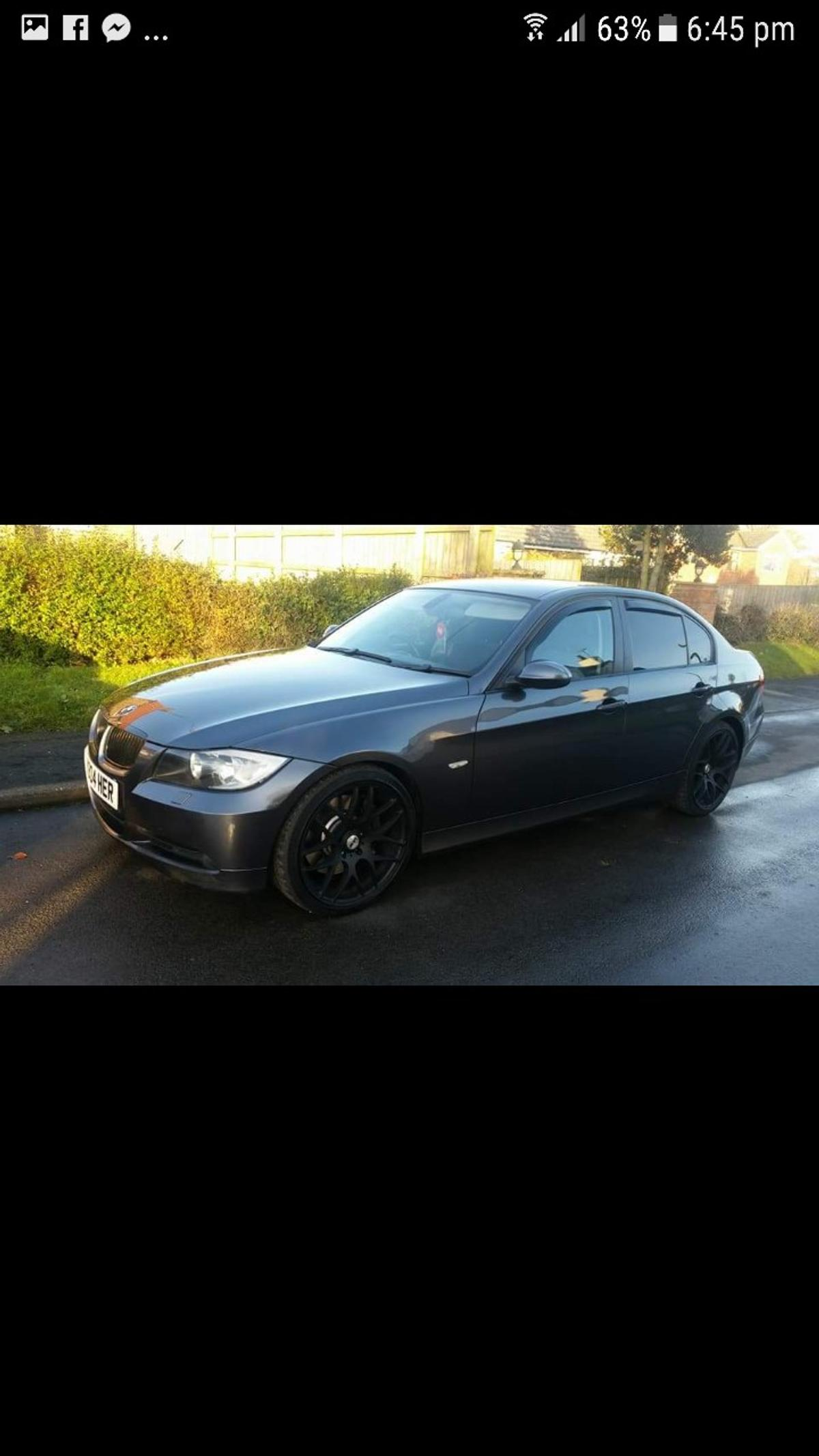 2007 bmw 335d in Nottinghamshire for £6,000 00 for sale - Shpock