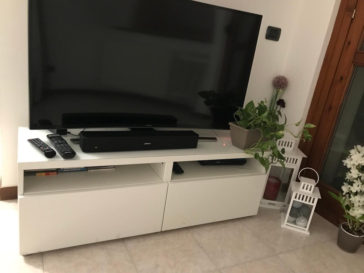 Porta Tv Con Ruote Ikea.Porta Tv Ikea In 20852 Monza For 30 00 For Sale Shpock