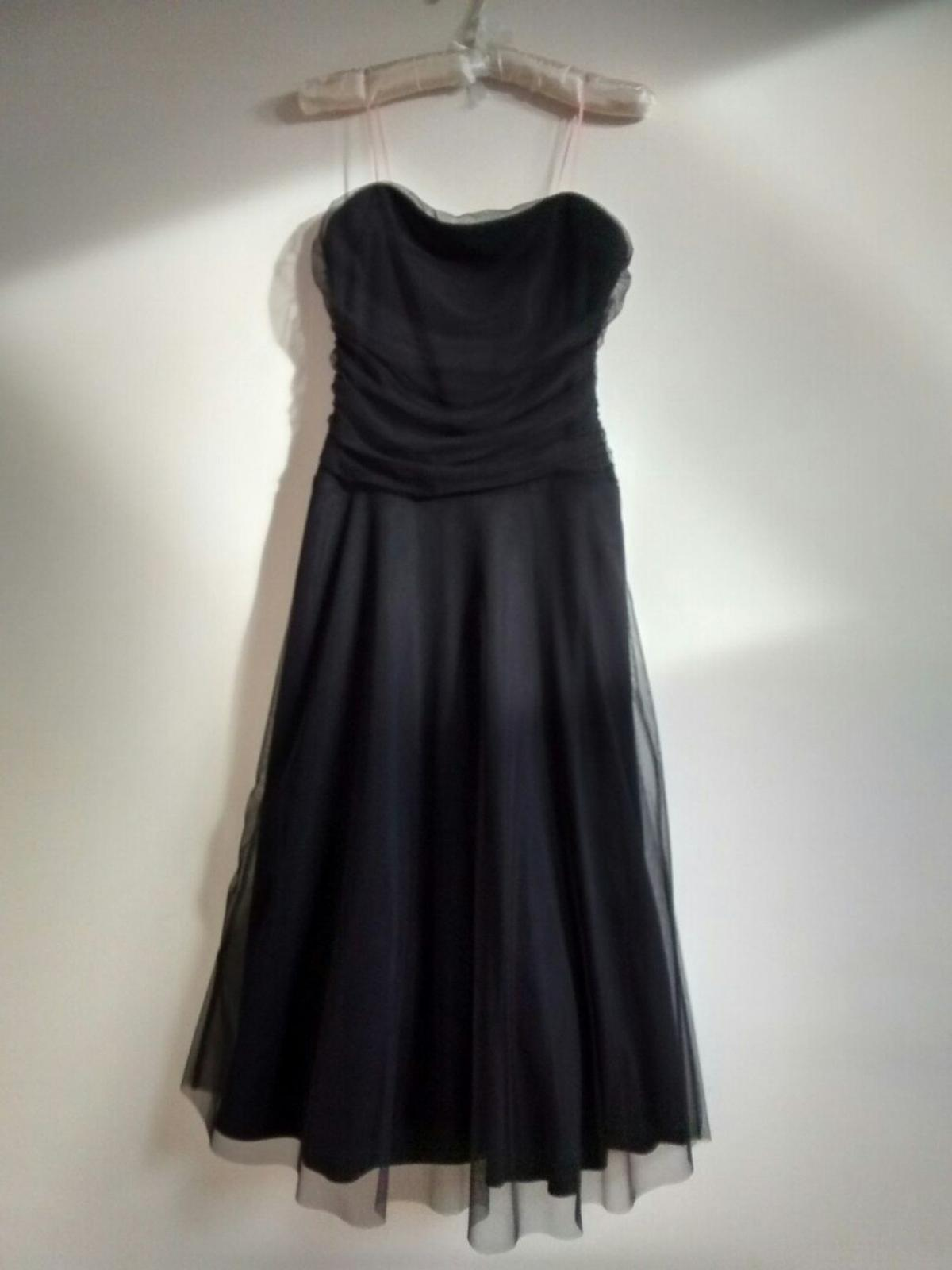 House Of Fraser Black Tulle Ball Gown In 1051re Amsterdam For 85 00 For Sale Shpock