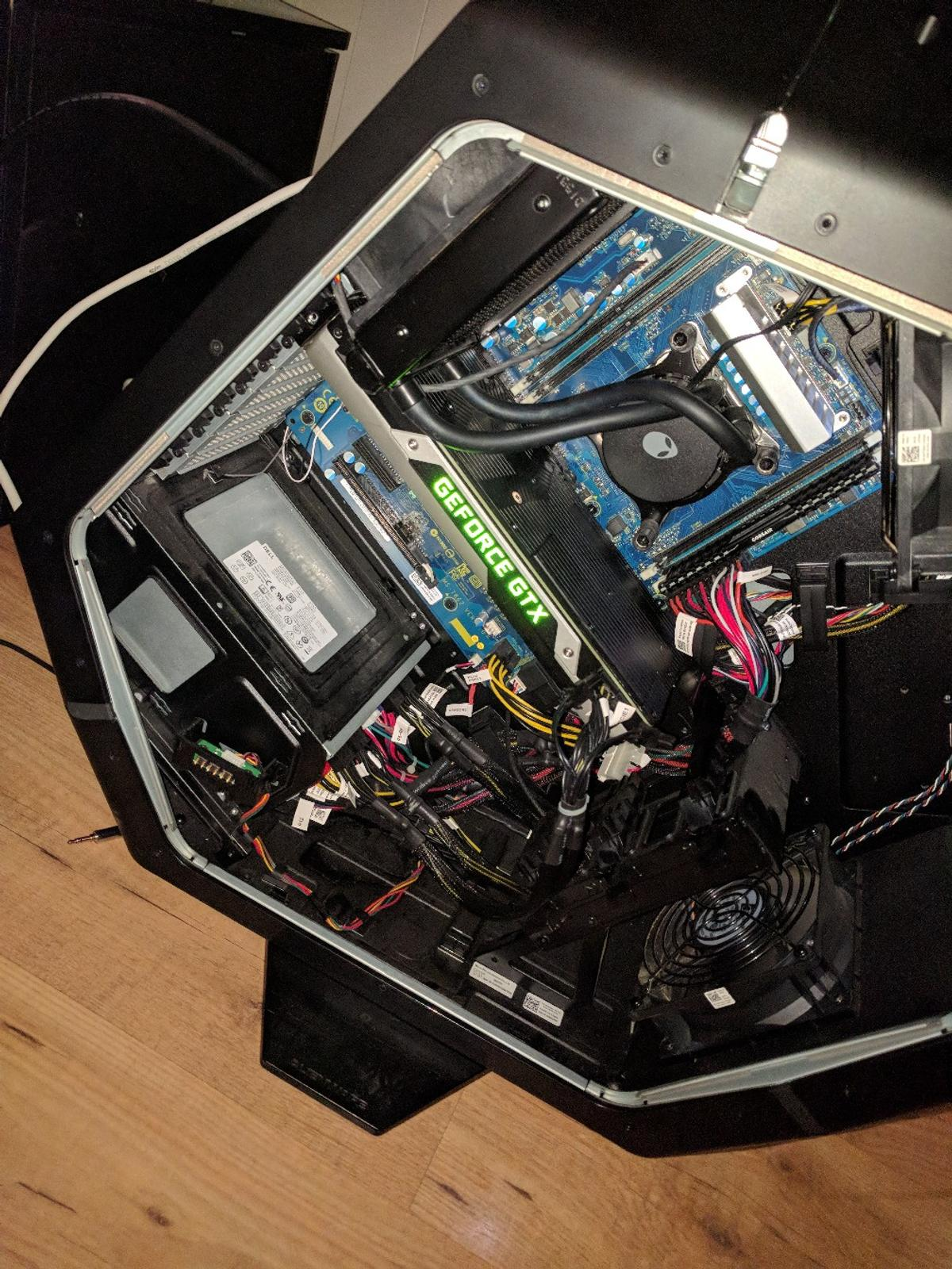 Alienware Area 51 R2 Gaming PC in L1 Liverpool for £650 00 for sale