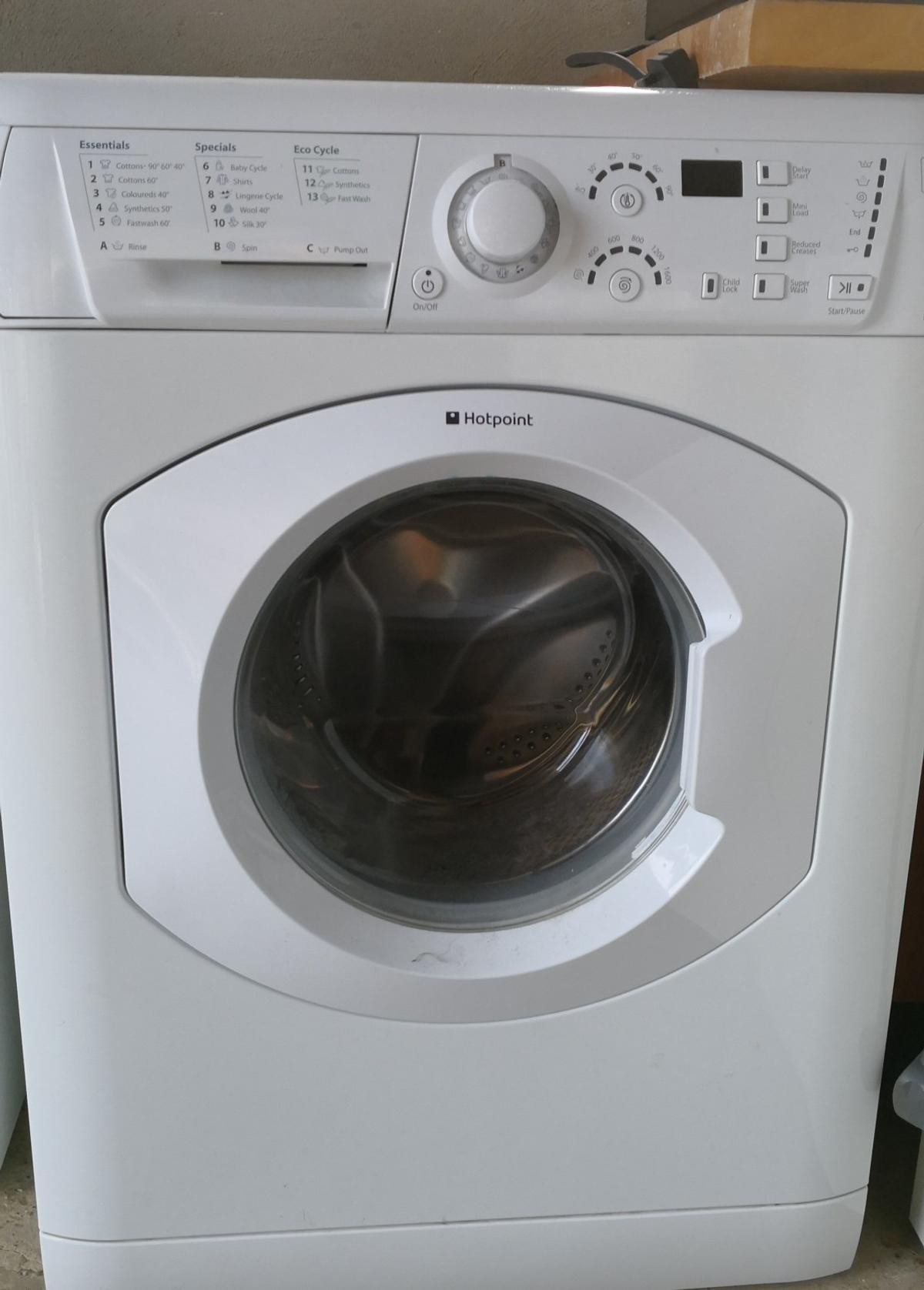 Hotpoint HV6F160 Washing machine in Swale for £85 00 for