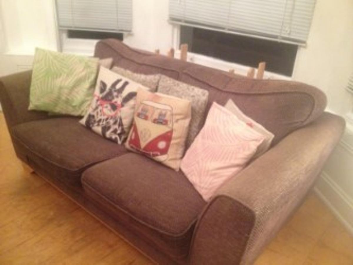 Prime Good Quality 2Nd Hand Sofa In Se3 Greenwich For 70 00 For Machost Co Dining Chair Design Ideas Machostcouk