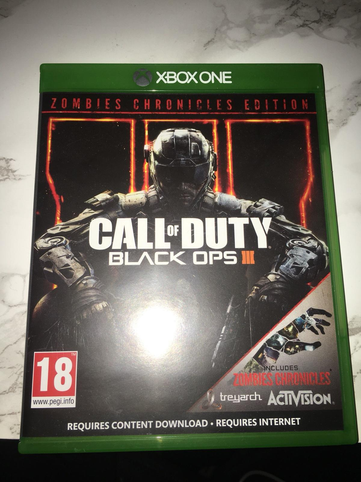 Black ops 3 Zombie Chronicles Edition