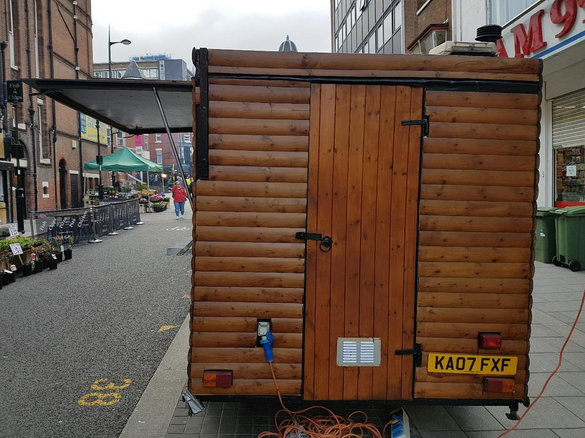 Unique Mobile Catering Trailer in CR0 London for £5,995 00
