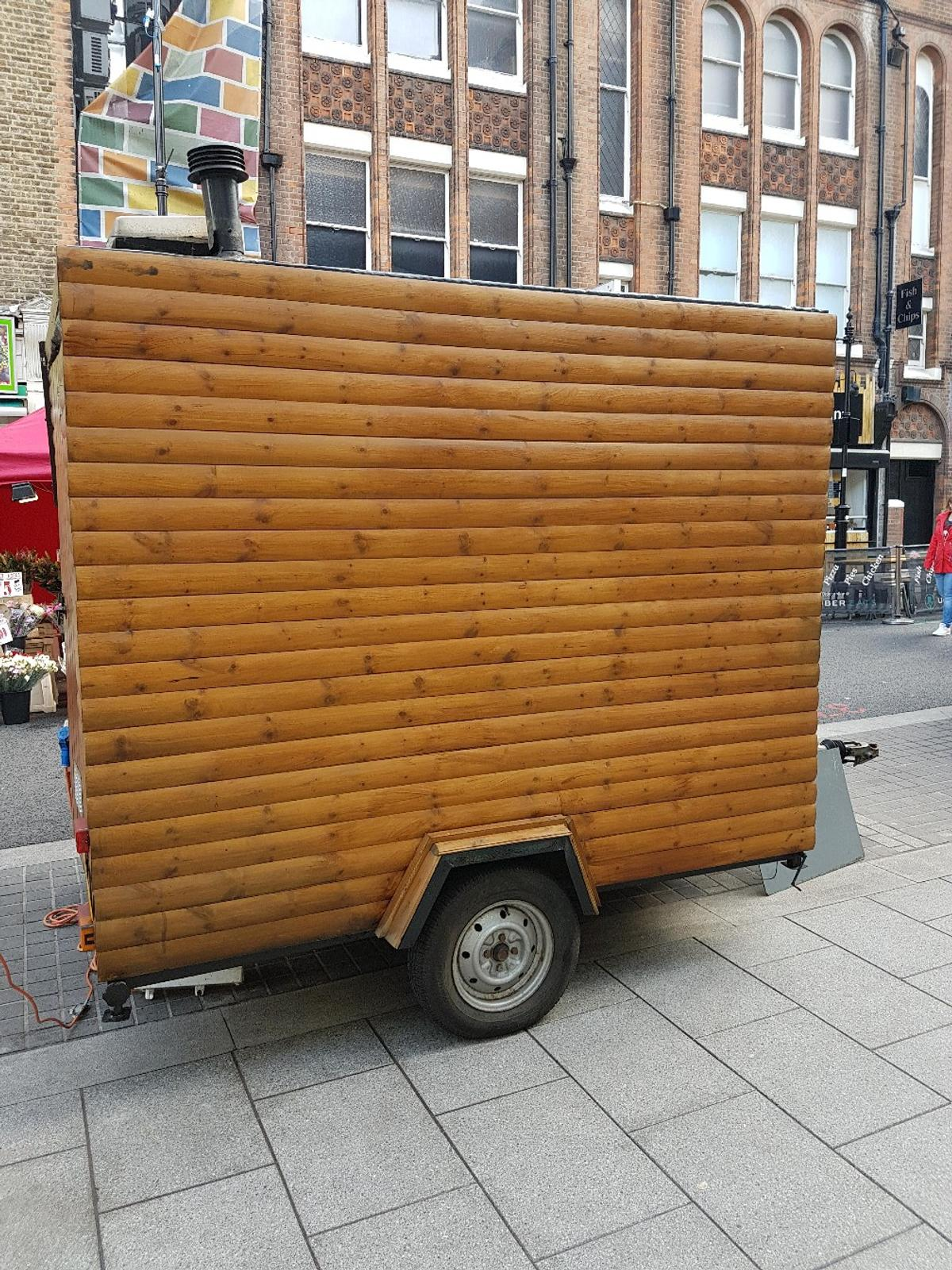 Unique Mobile Catering Trailer in CR0 London for £5,995 00 for sale