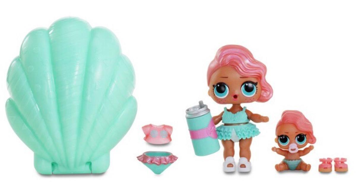 Pearl Surprise 2 Ball Series Mystery Limited Edition LOL Dolls L.O.L Surprise