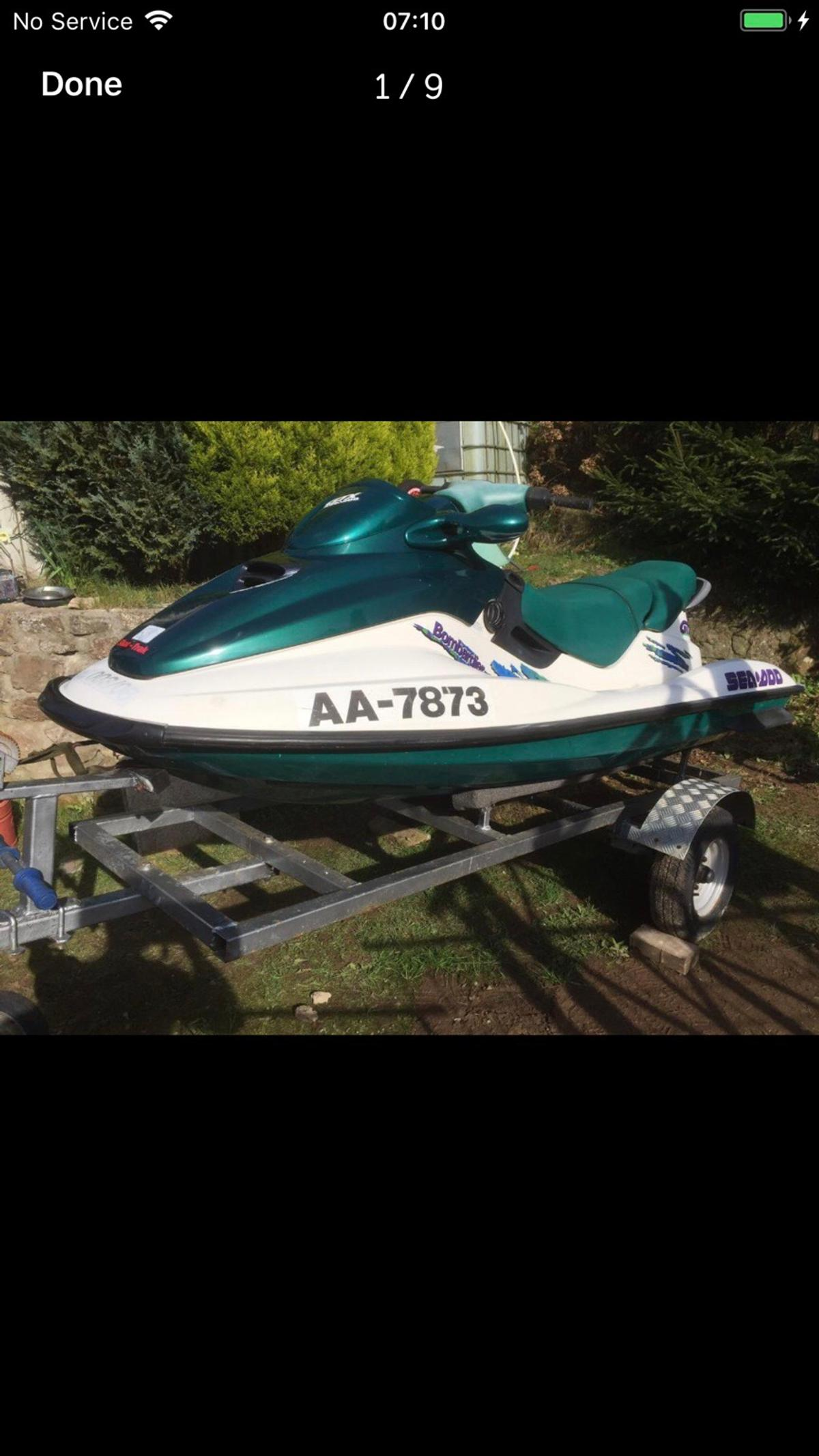Seadoo project swap for van in NP16 Mynydd-bach for £700 00 for sale