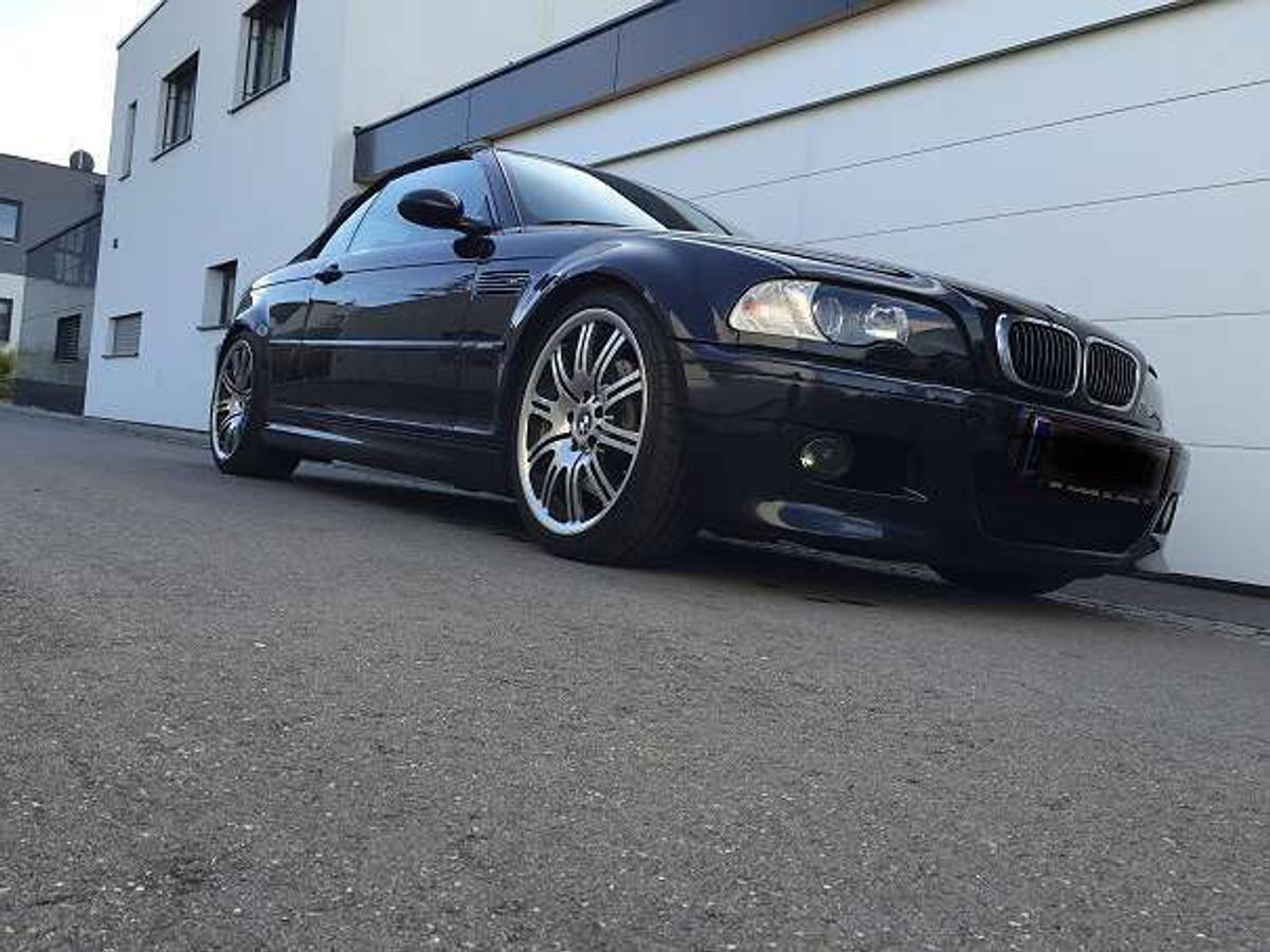 Bmw M3 E46 Cabrio In 8600 Kapfenberg For 6 500 00 For Sale Shpock