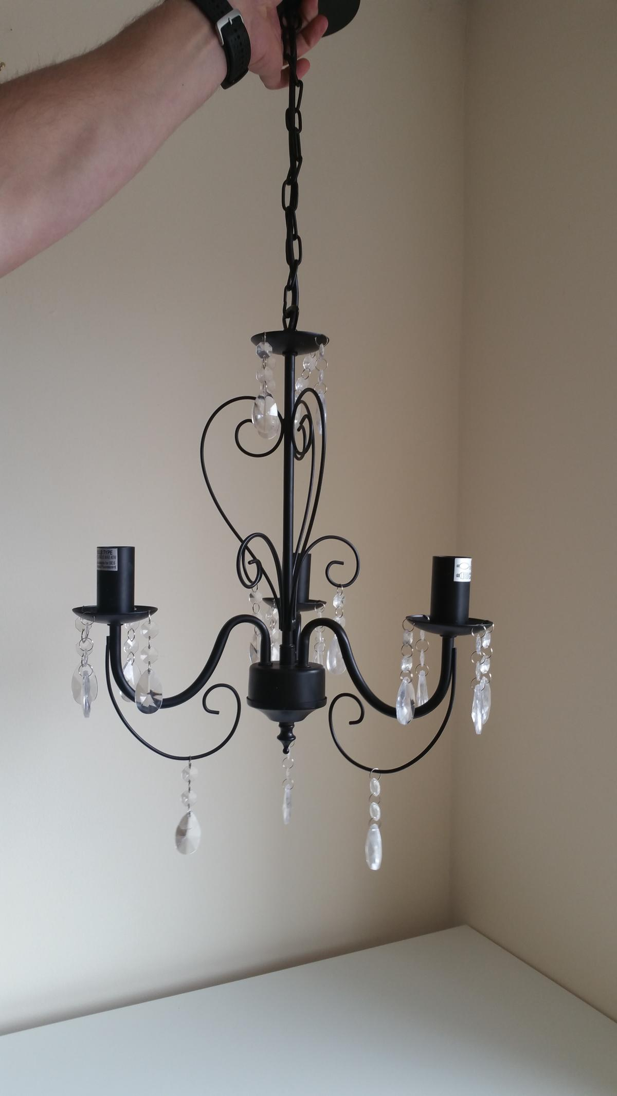 French Candle Chandelier Light Shade