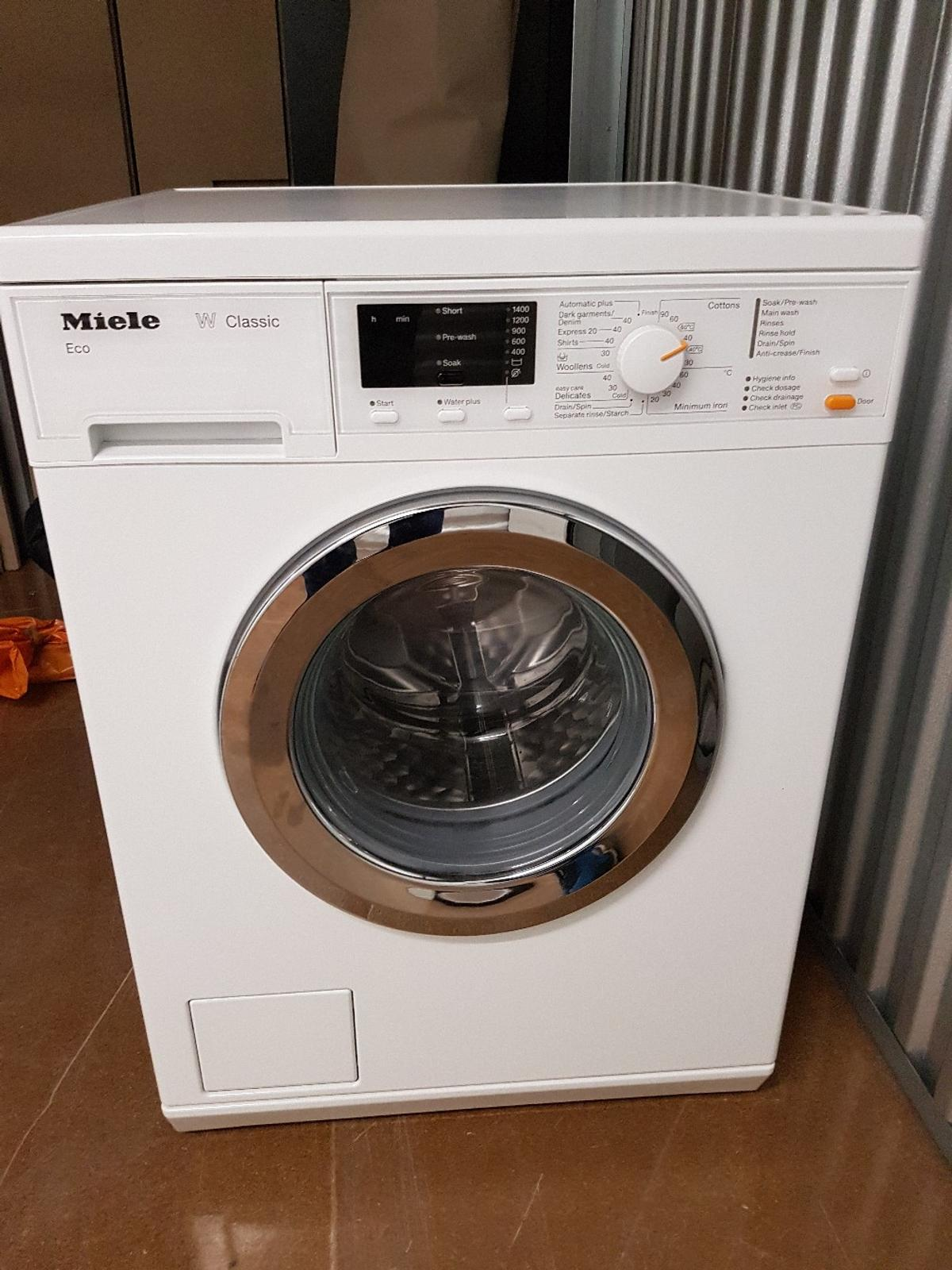 Betere Miele washing machine in KT1 Thames for £350.00 for sale - Shpock MU-23