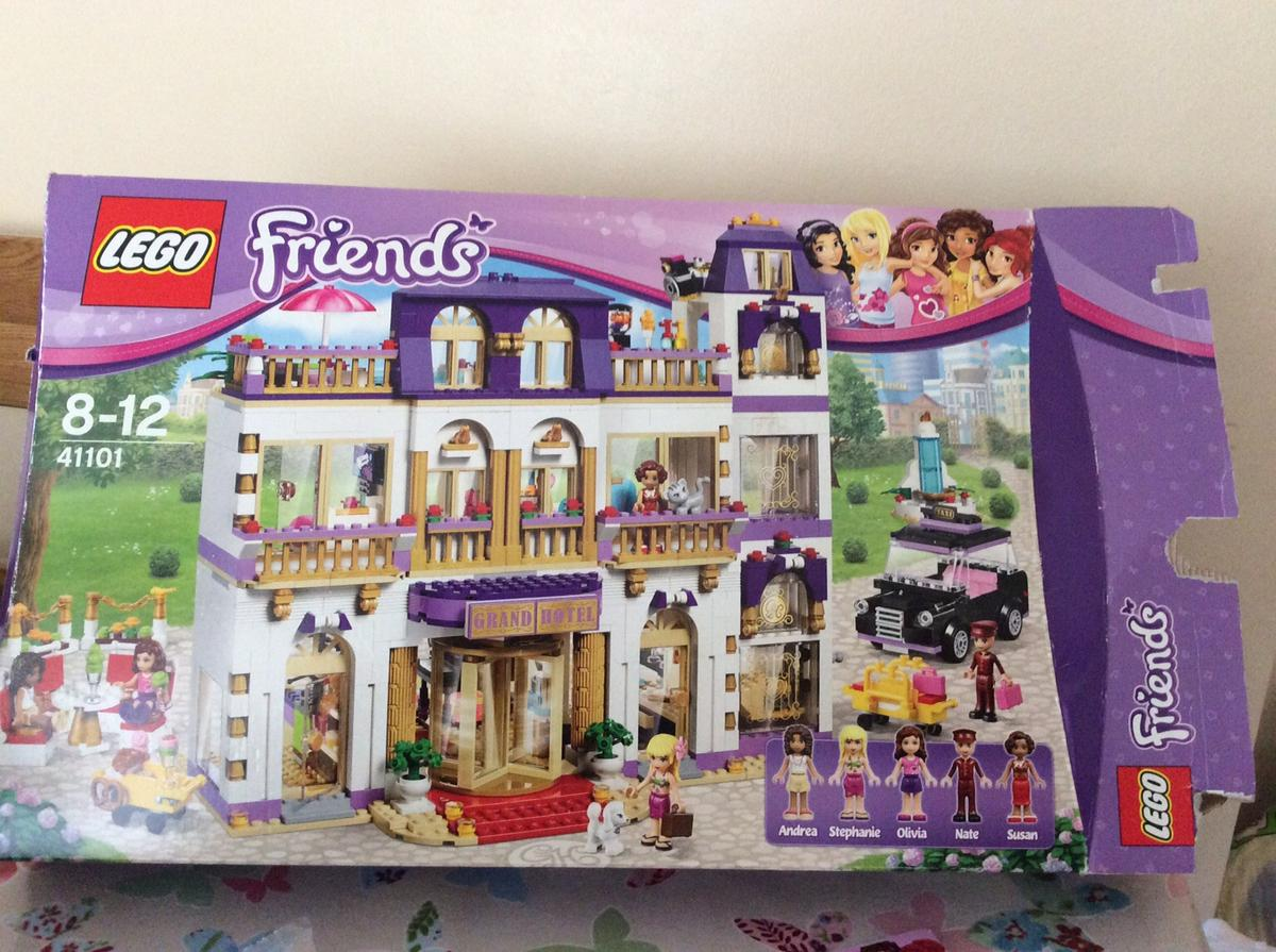 Lego Friends Heartlake Grand Hotel In M25 Salford For 7000 For