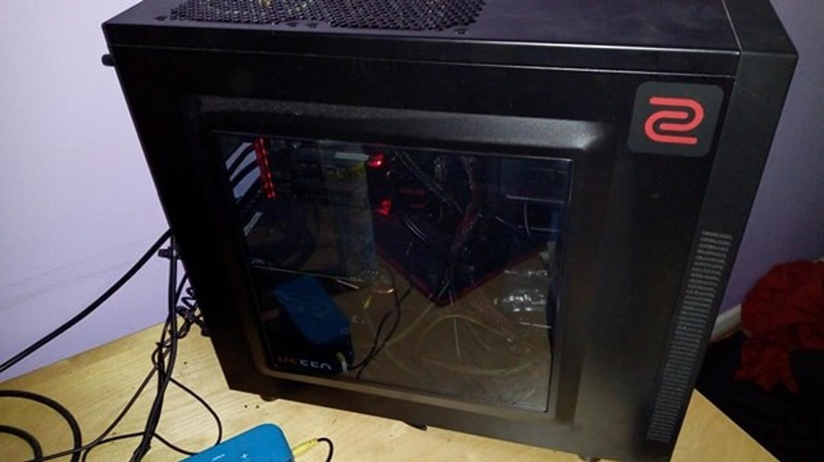 Gaming Pc + 144hz gaming monitor in RG2 Reading for £650 00