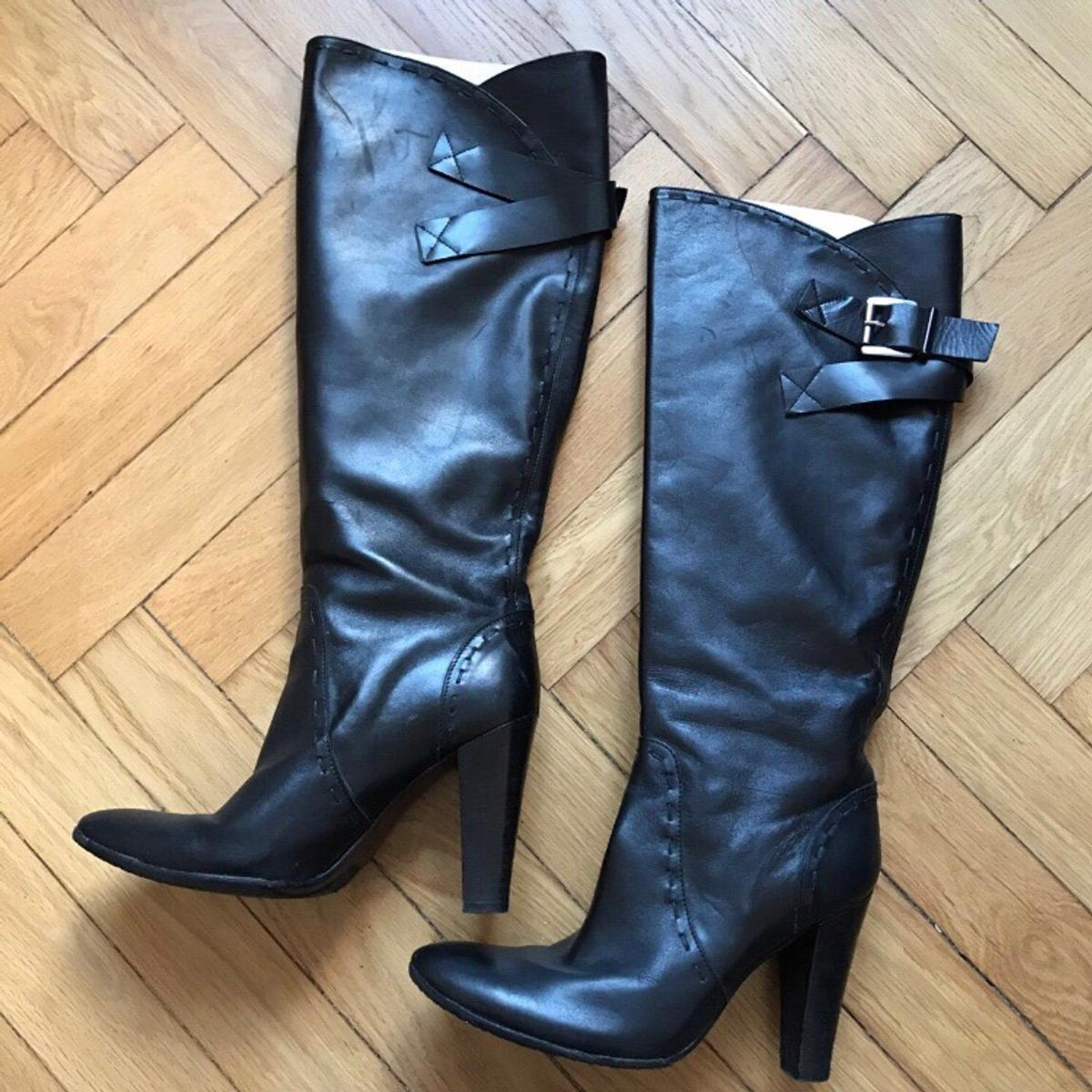 c2c0a3929 Nya Vero Cuoio stövlar boots skinn 38 in 120 30 Stockholm for SEK 650.00  for sale - Shpock