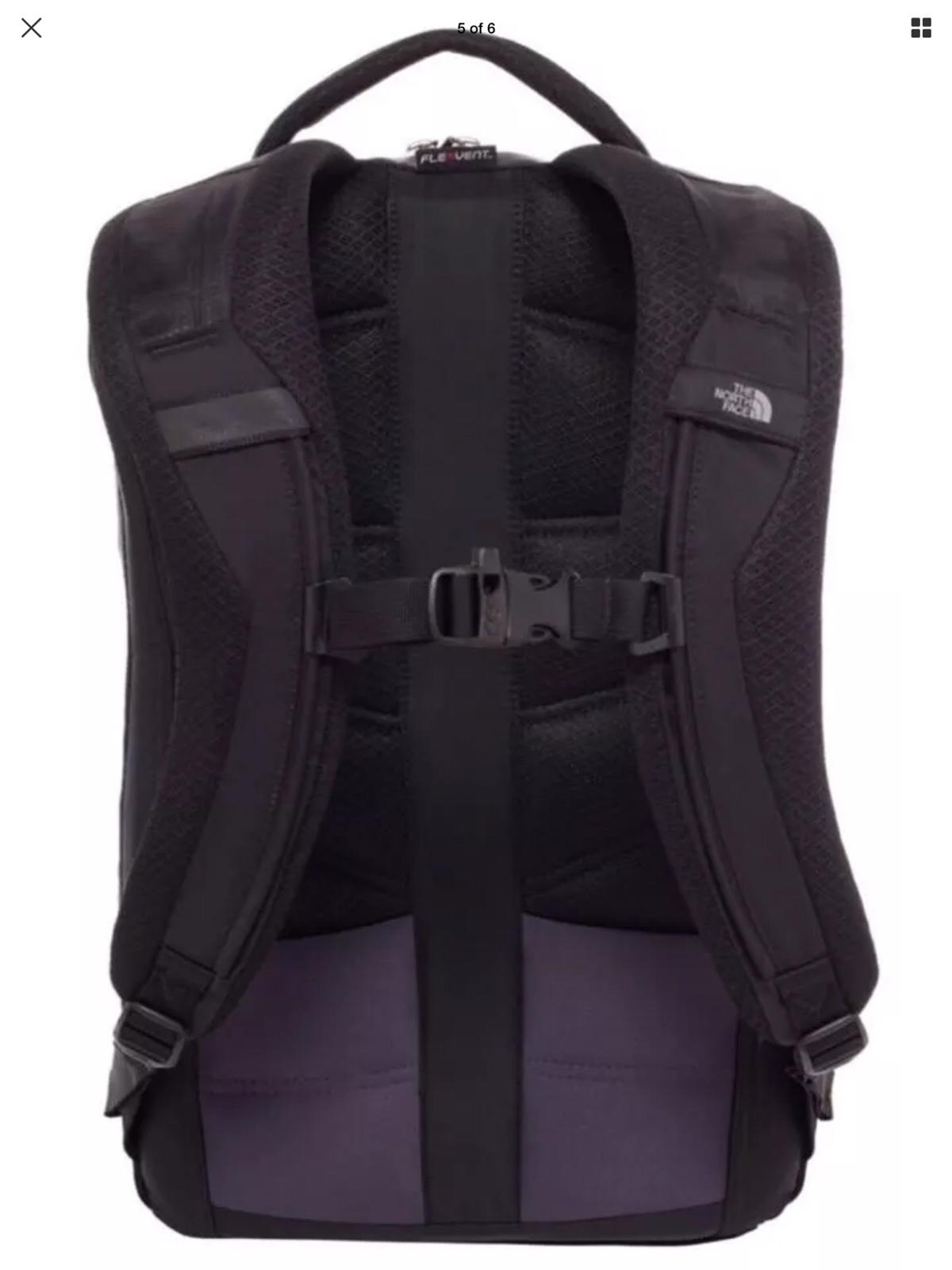 newest 4462f 145da Northface microbyte black laptop rucksack £75 in L4 ...
