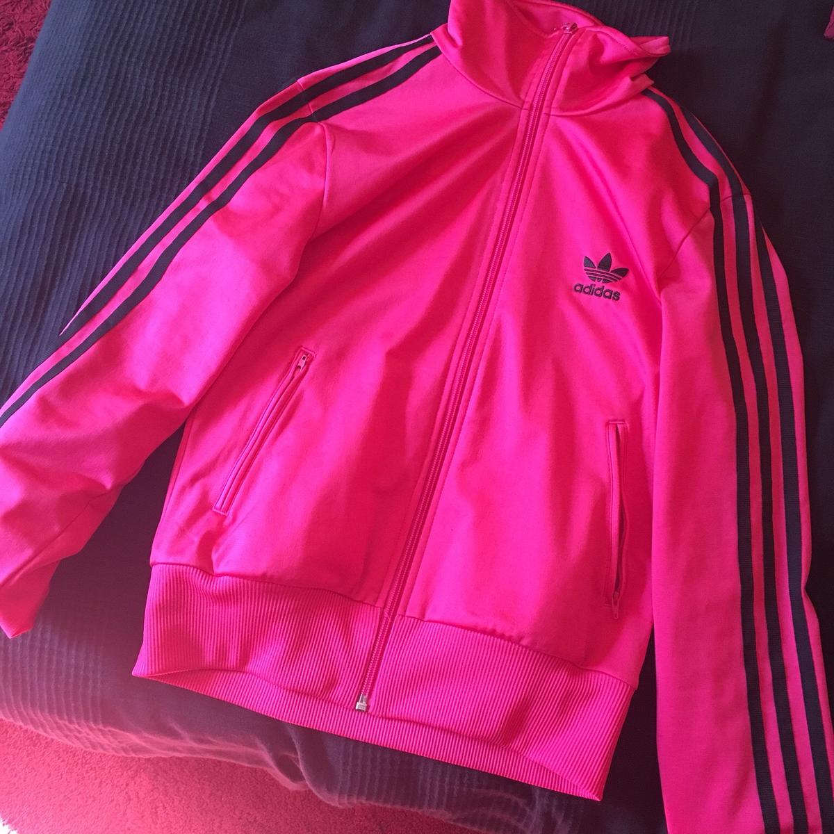 Pinke Adidas Jacke Damen 38 in 44892 Bochum for €25.00 for sale - Shpock