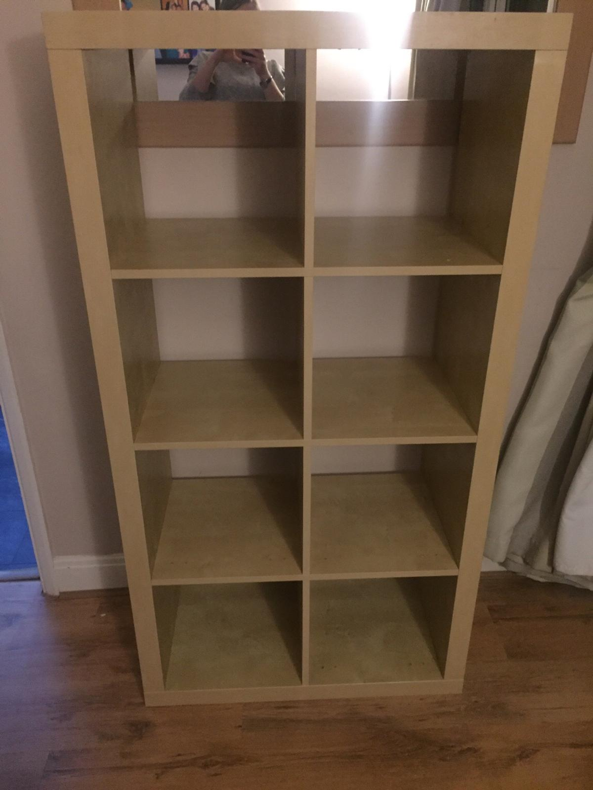 best service 2c2a0 778f4 Kallax ikea expedit unit 4x2 8 cube in DA16 Bexley for ...