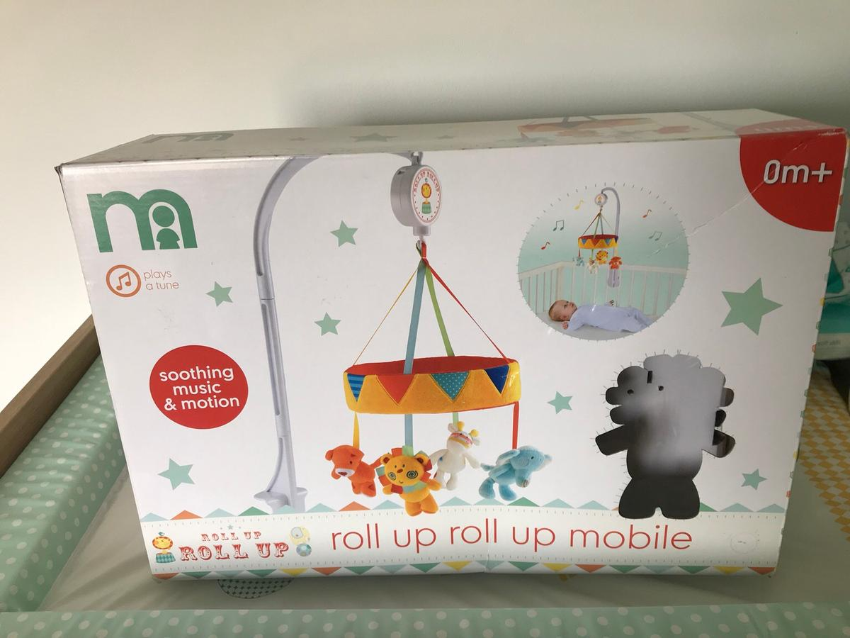 0447439cc Mothercare cot/crib musical mobile in WF4 Wakefield for £10.00 for ...