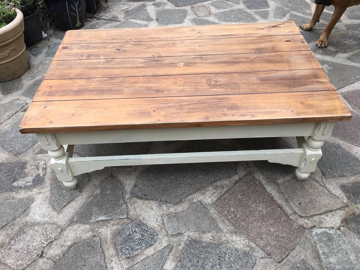 Rustic Farmhouse Coffee Table In Rm12 Havering For 60 00 For Sale