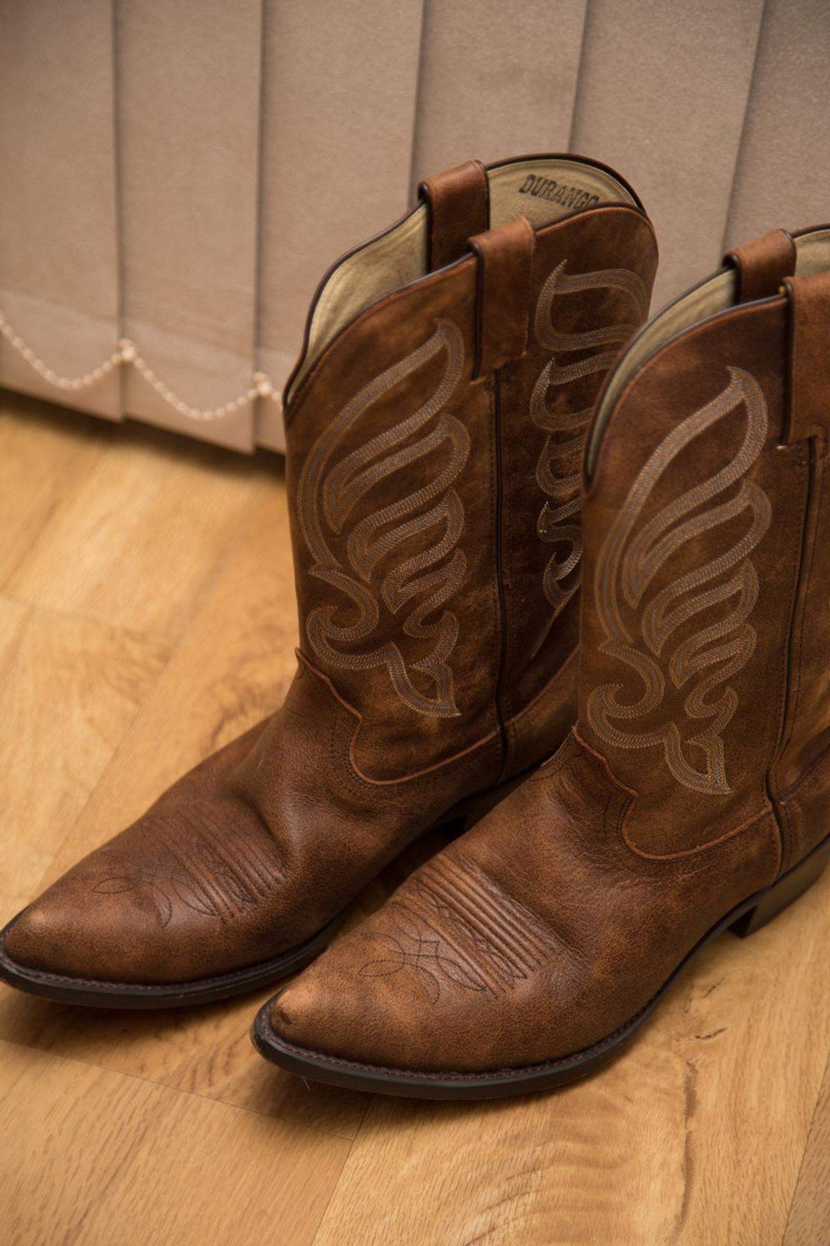 Men's Durango Cowboy Boots 1211.546 in SE18 Greenwich for