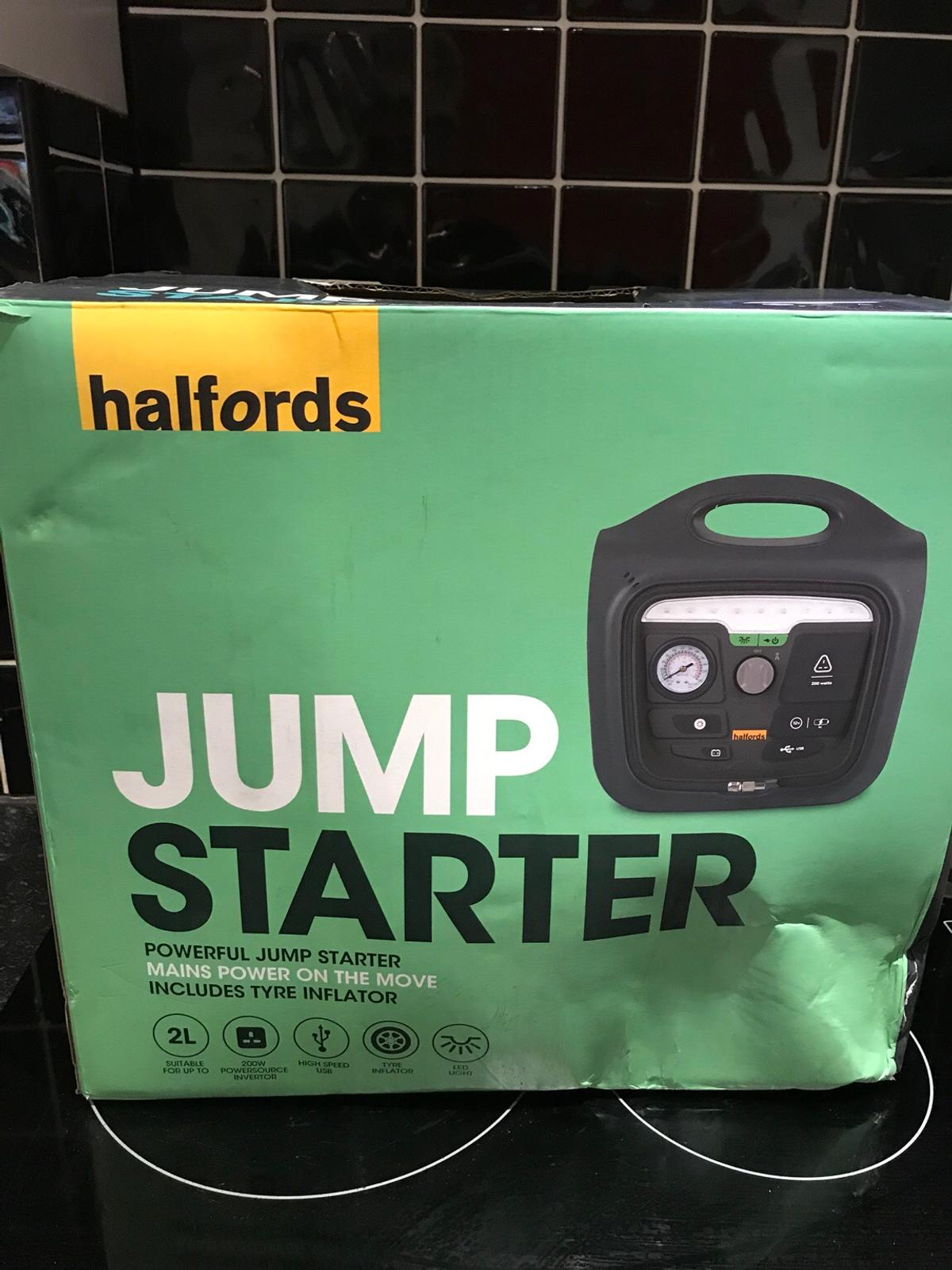 Brand New Halfords 6 In 1 Jump Starter In Castle Point For 60 00 For Sale Shpock