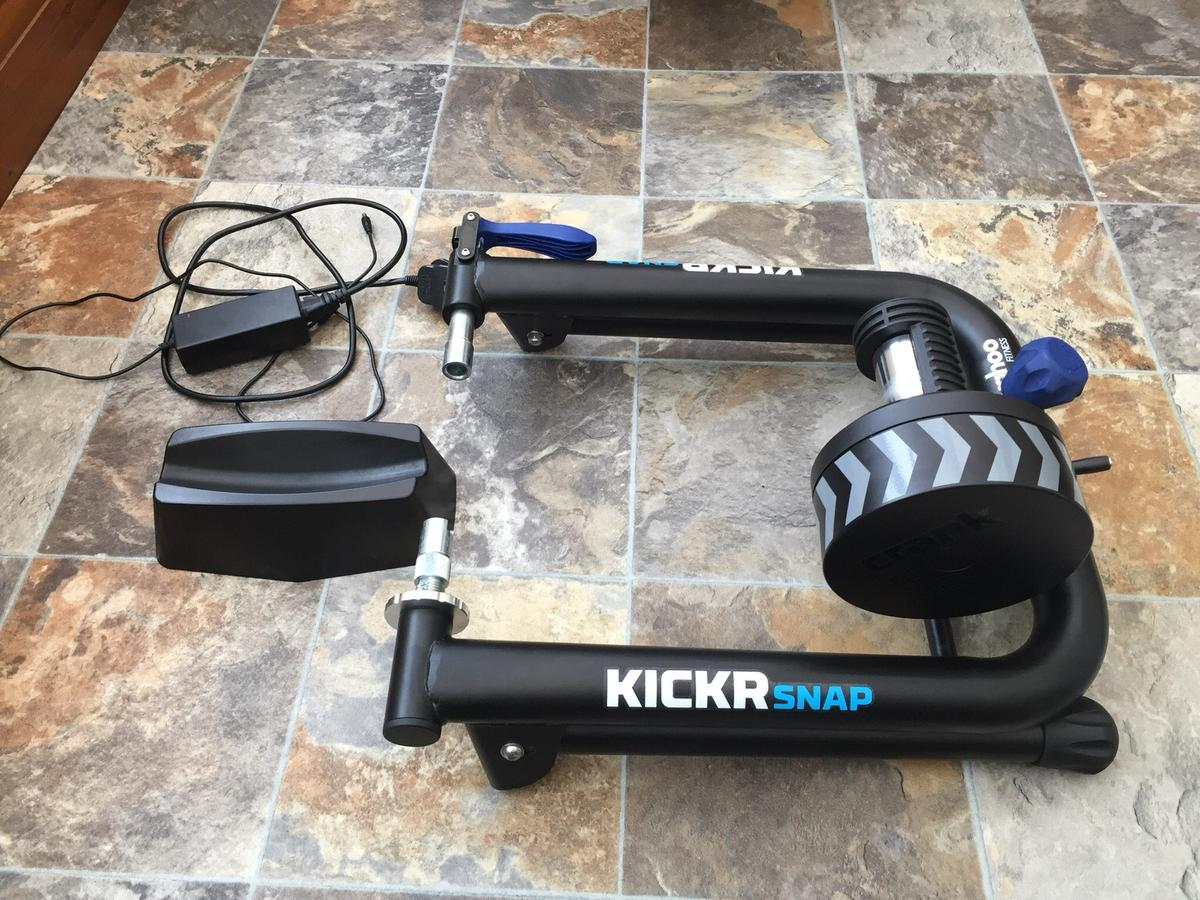 Wahoo Kickr Snap smart turbo trainer in Chelmsford for £325 00 for