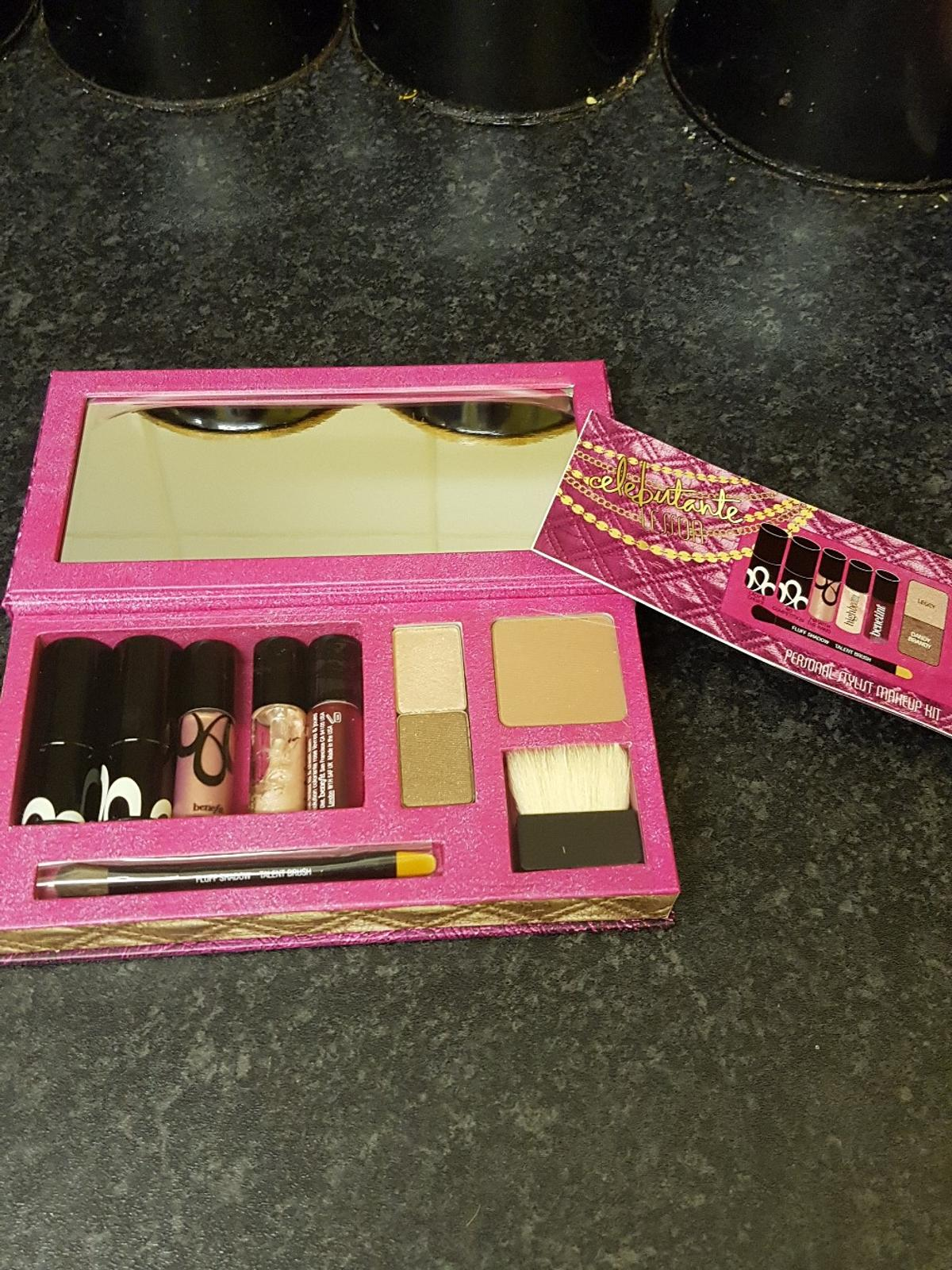 2 Benefit celebutante make up sets for sale