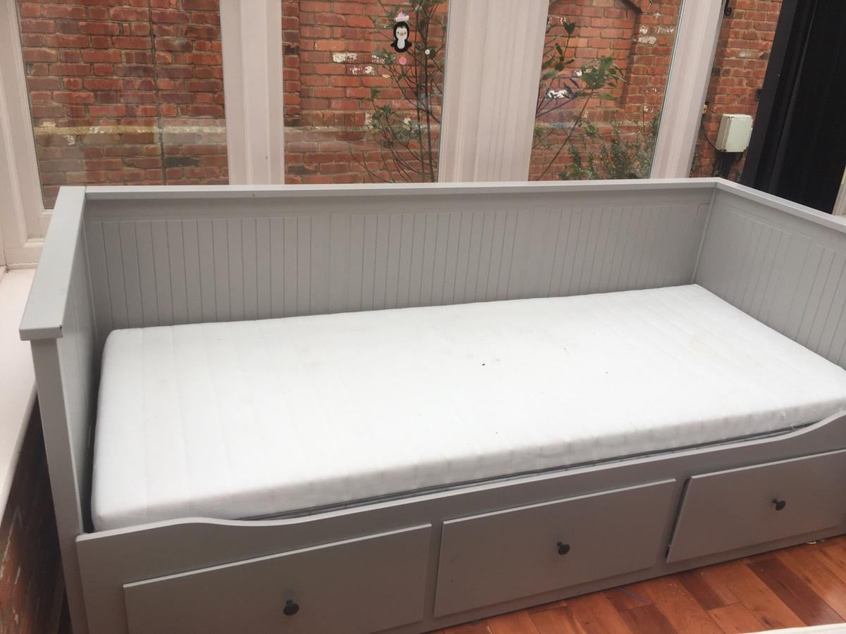 Ikea Hemnes Grey Day Sofa Bed In Maidstone For 70 00 For Sale Shpock