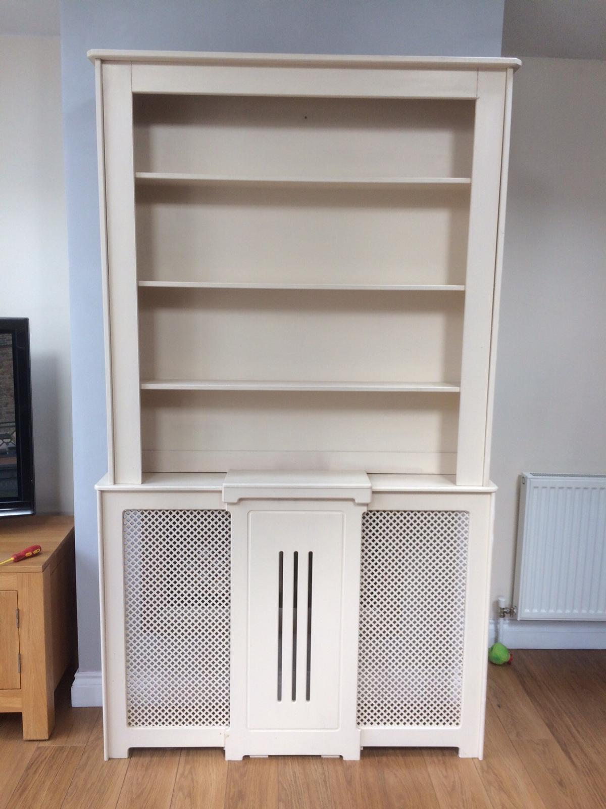 Mdf Radiator Cover And Bookcase In Sa5 Swansea For 25 00 For Sale Shpock
