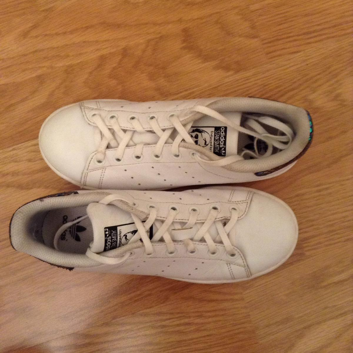 separation shoes 80cfe e6f0f Girls Stan smiths in PO4 Portsmouth for £6.00 for sale - Shpock