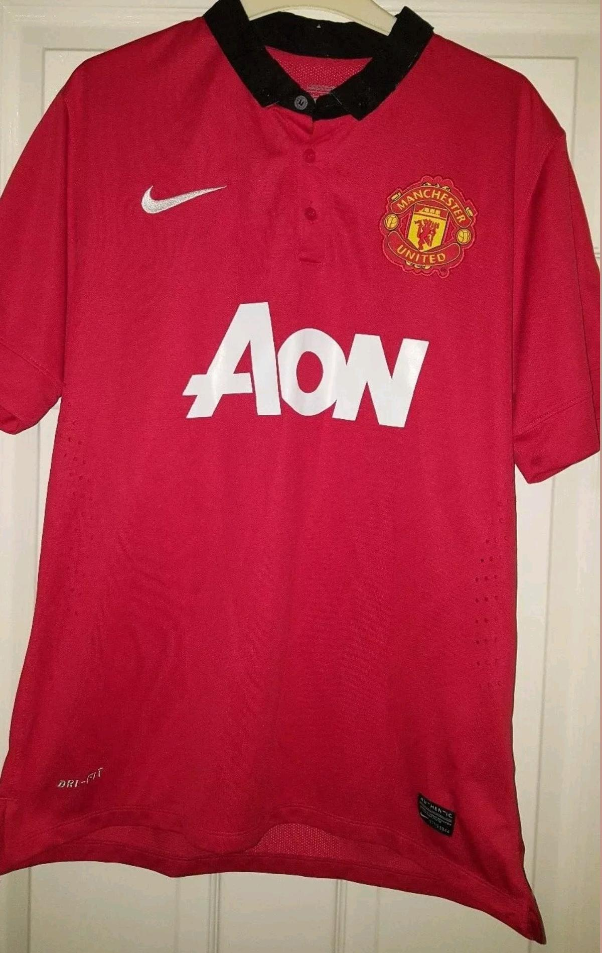 wholesale dealer 9e5e5 424d7 Mens Manchester United Shirt PLAYER SPEC in S6 Sheffield for ...