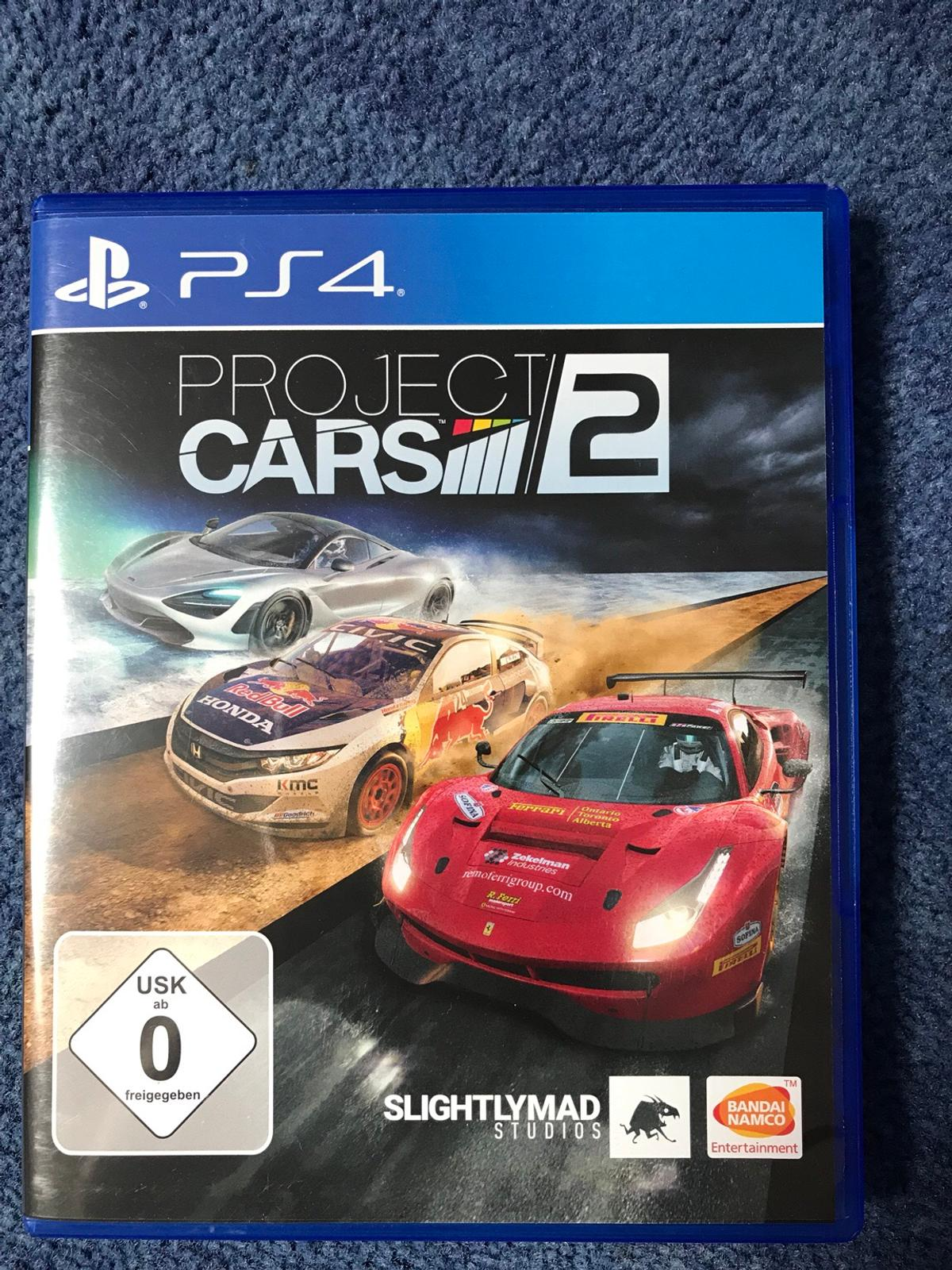 Project Cars 2 Ps4 In 55743 Idar Oberstein For 13 00 For Sale Shpock