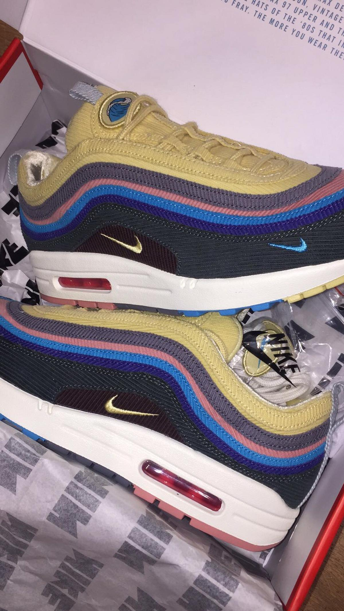 new arrival 9c716 4f2a9 Nike air max 97/1 sean wotherspoon