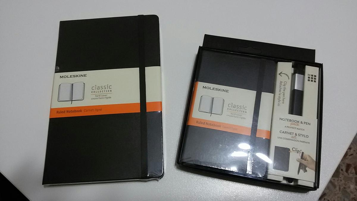 bc44edee3 Bollini carrefour Moleskine in 10127 Turin for free for sale - Shpock