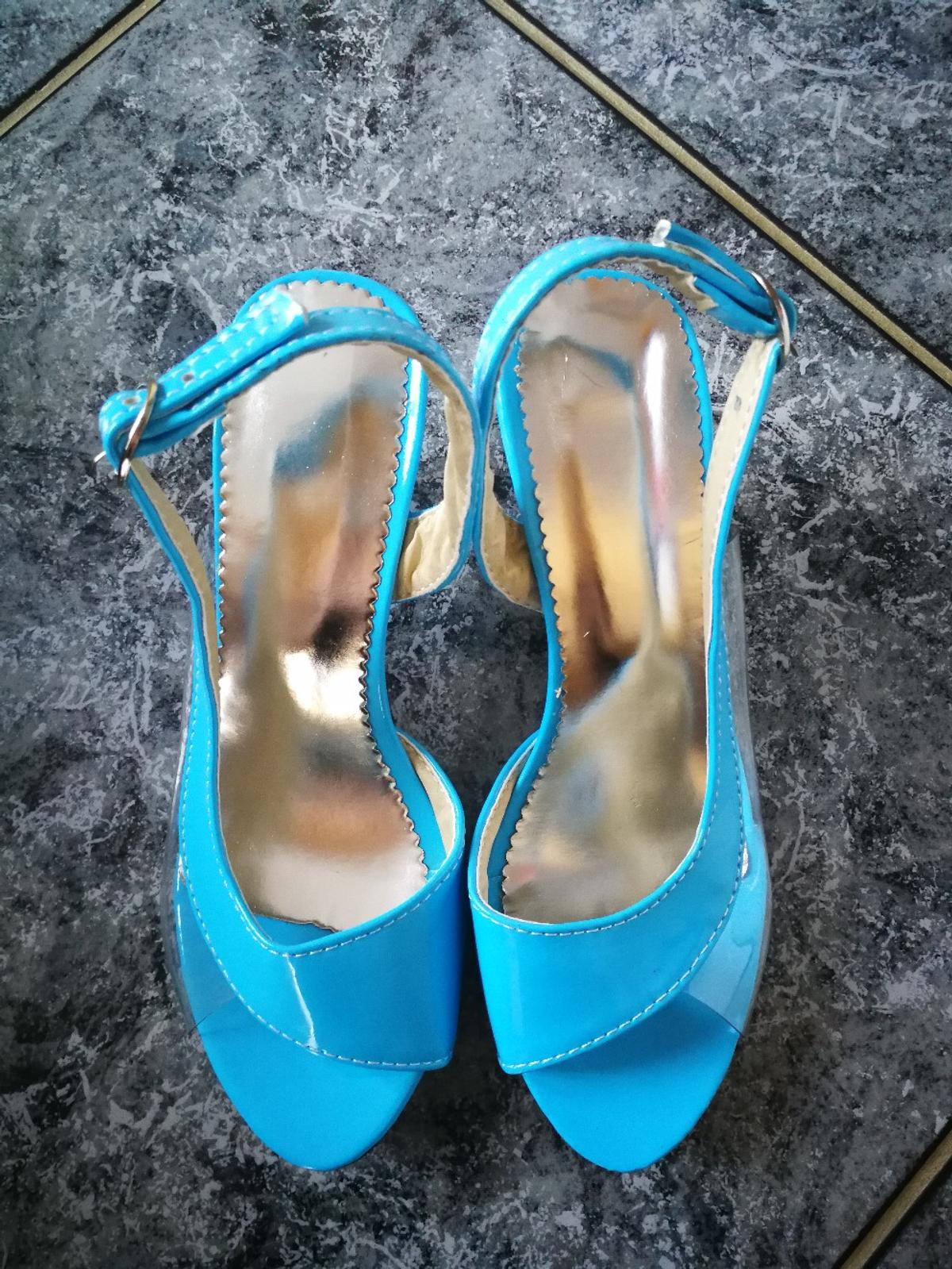 Schicke blaue Pumps in 84163 Marklkofen for €14.00 for sale