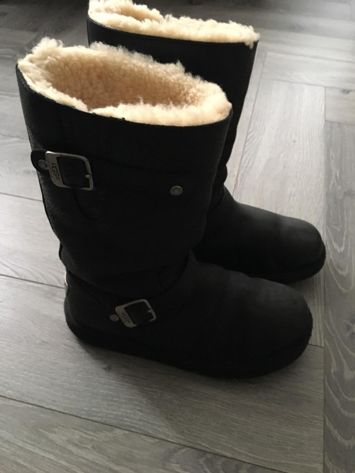 6f666882ec9 Ugg Kensington Leather, Inner Sheepskin boots in LE4 Leicester for ...