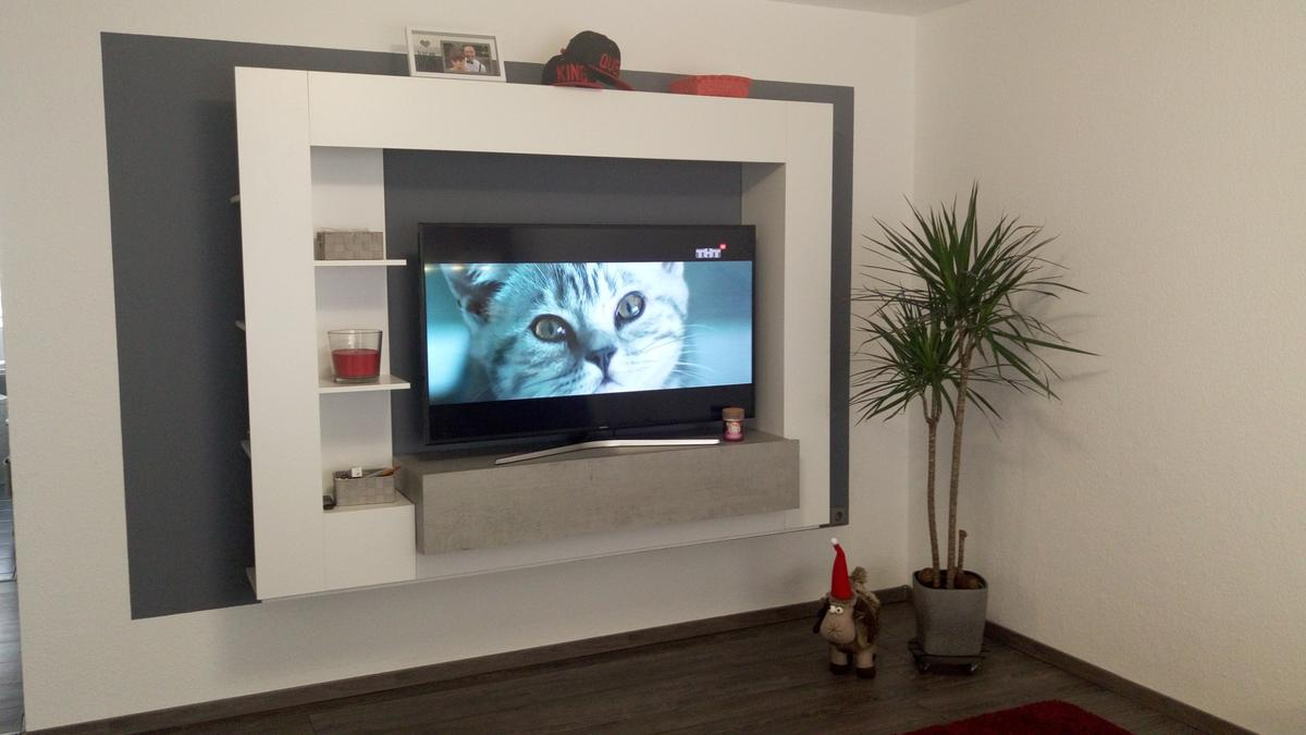 Wohnwand Fur Tv Bis 55 Zoll In 67346 Speyer For 169 00 For Sale