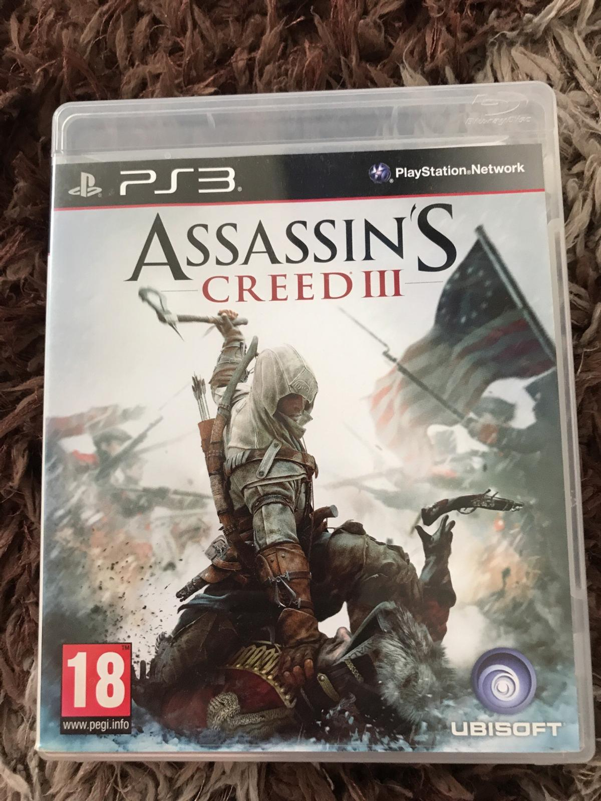 Assassins Creed 3 Ps3 Game In L12 Liverpool For 15 00 For Sale