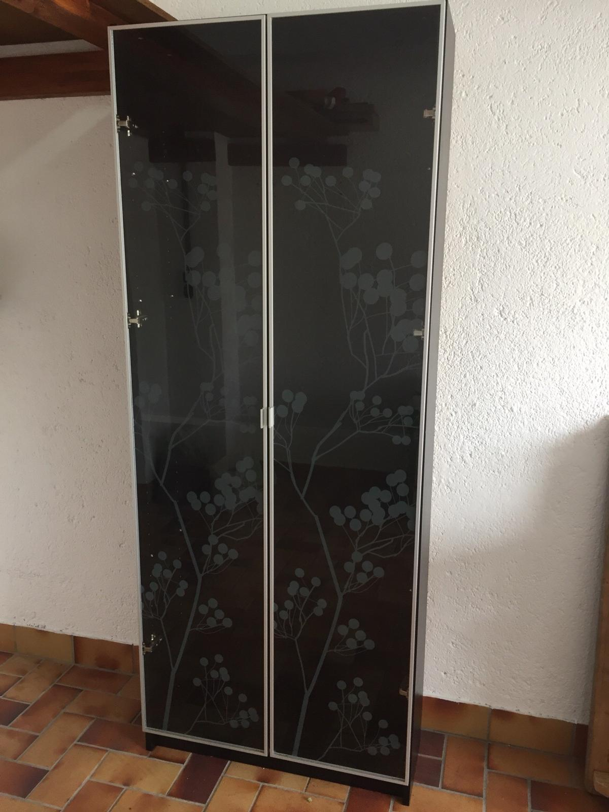 Ikea Billy Regal Mit Glasturen In 81829 Munchen For 50 00 For Sale Shpock